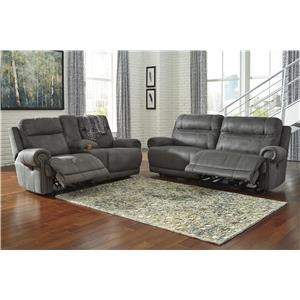 Power Recliner Sofa, Loveseat and Recliner Set