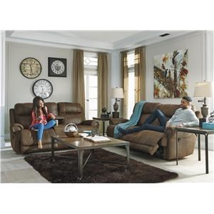 Reclining Sofa, Loveseat and Recliner Set