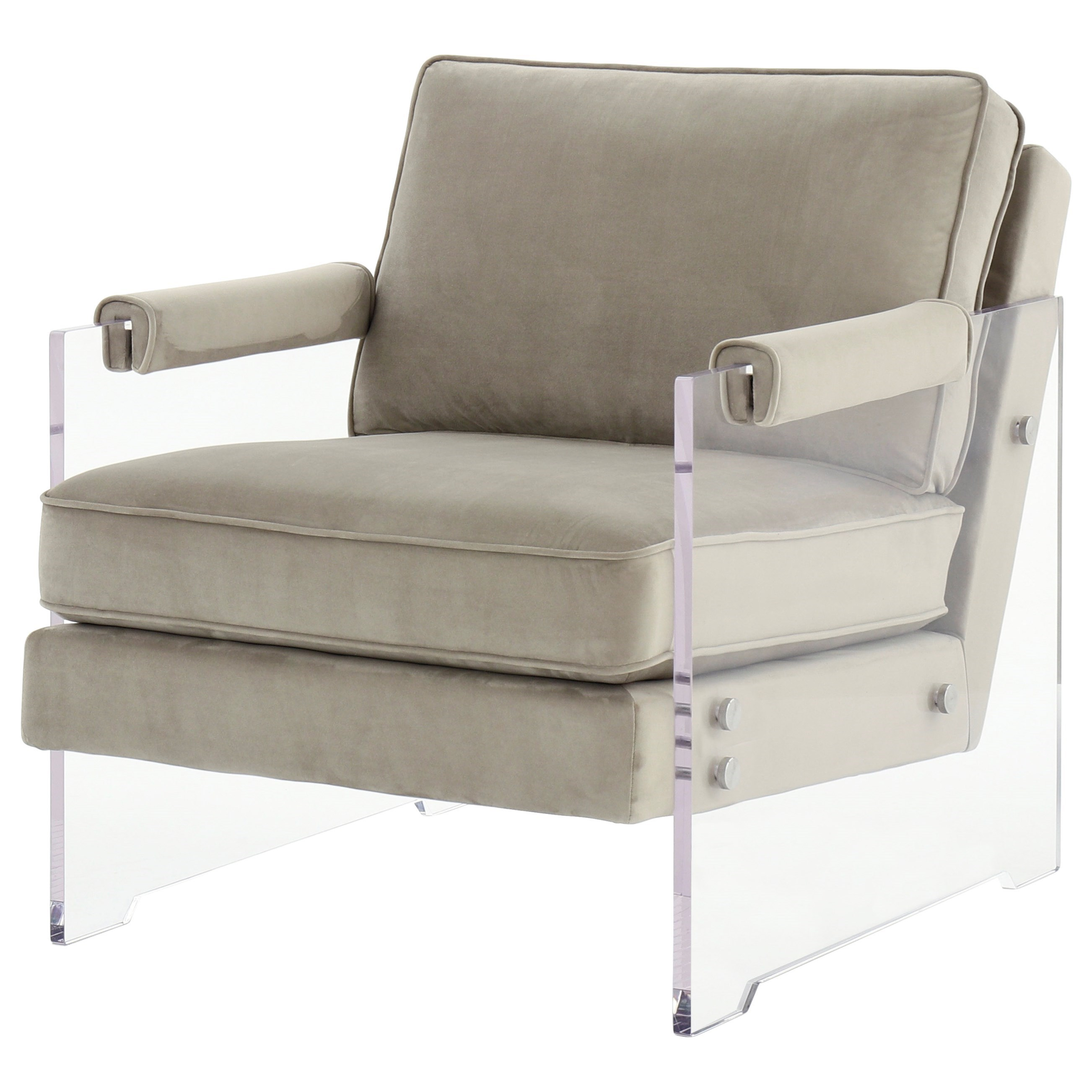 Avonley Accent Chair by Signature Design at Fisher Home Furnishings