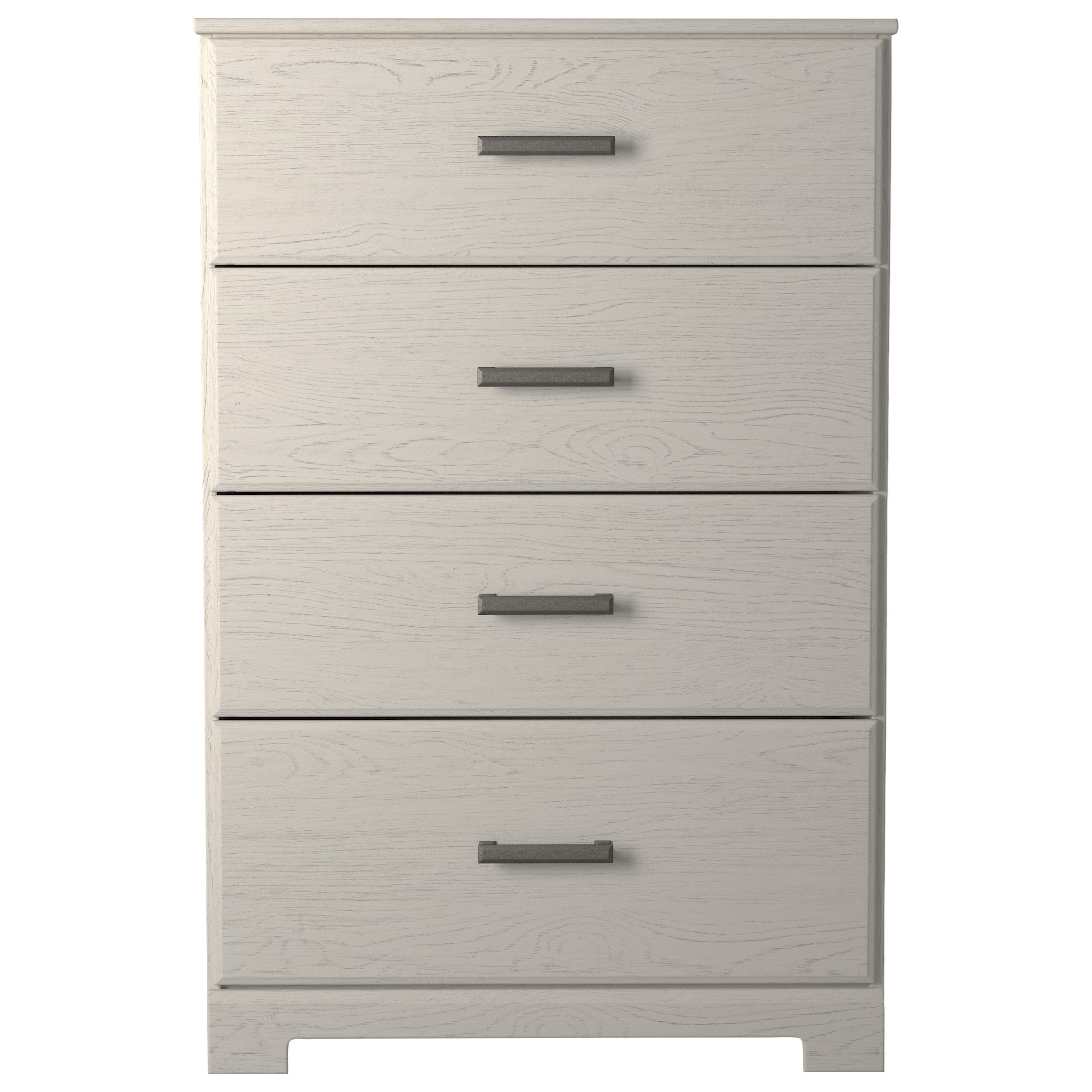 Stelsie 4-Drawer Chest by StyleLine at EFO Furniture Outlet
