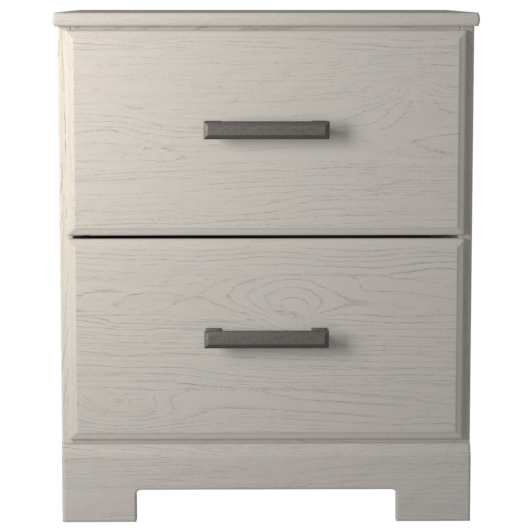 Stelsie 2-Drawer Nightstand by Ashley Signature Design at Rooms and Rest