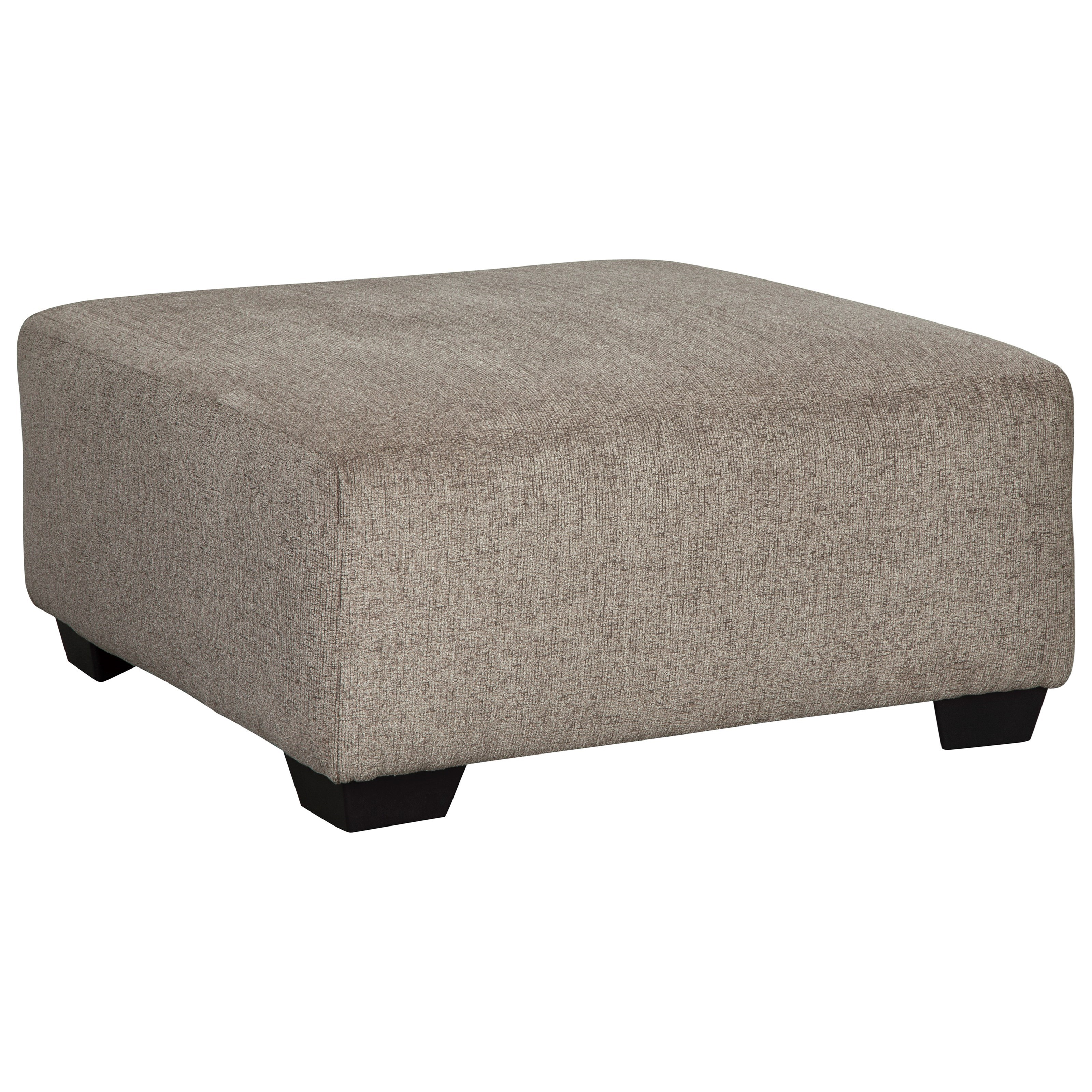 Ballinasloe Oversized Accent Ottoman by Signature Design by Ashley at Household Furniture