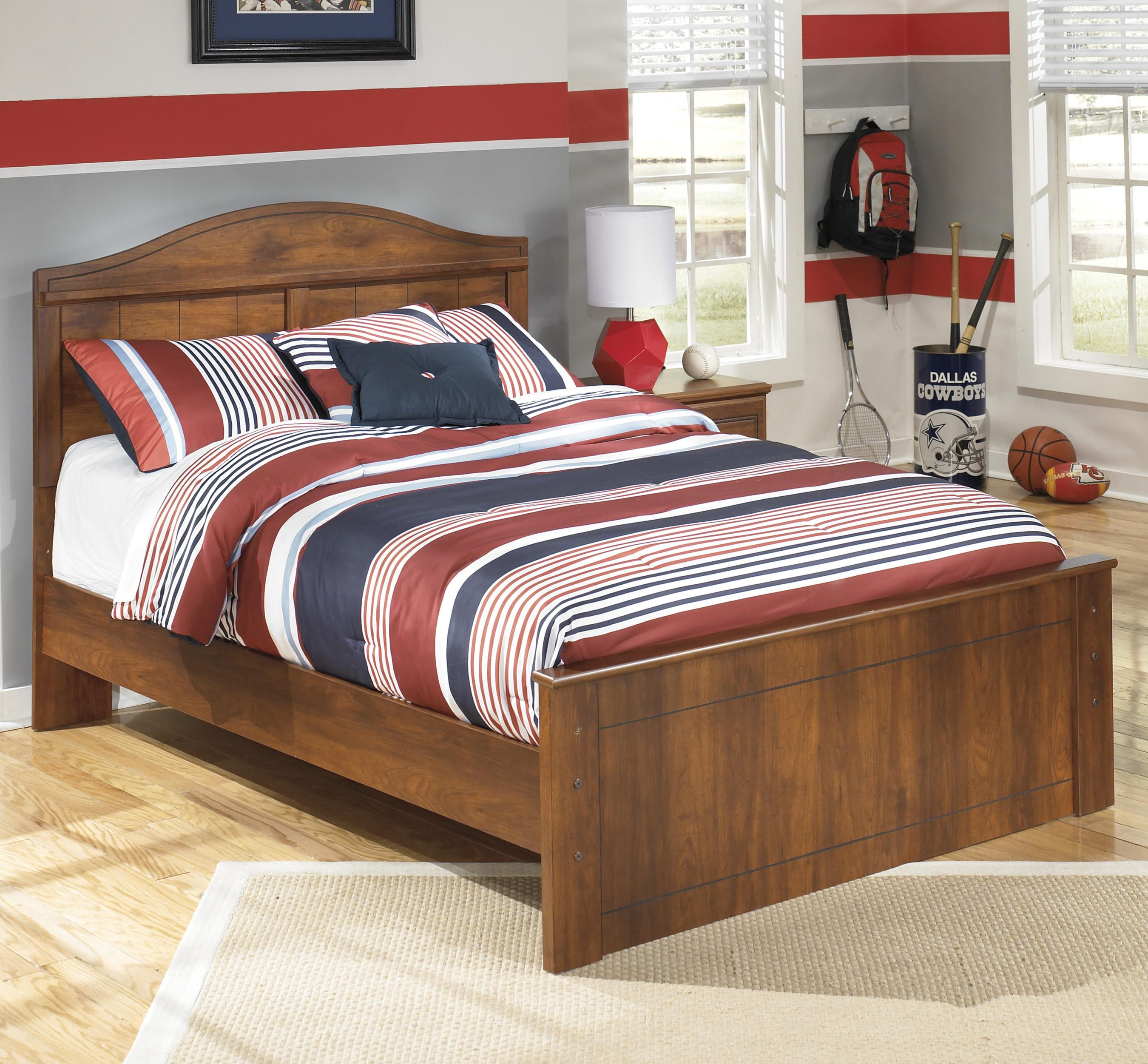 Barchan Full Panel Bed by Signature Design by Ashley at Zak's Warehouse Clearance Center