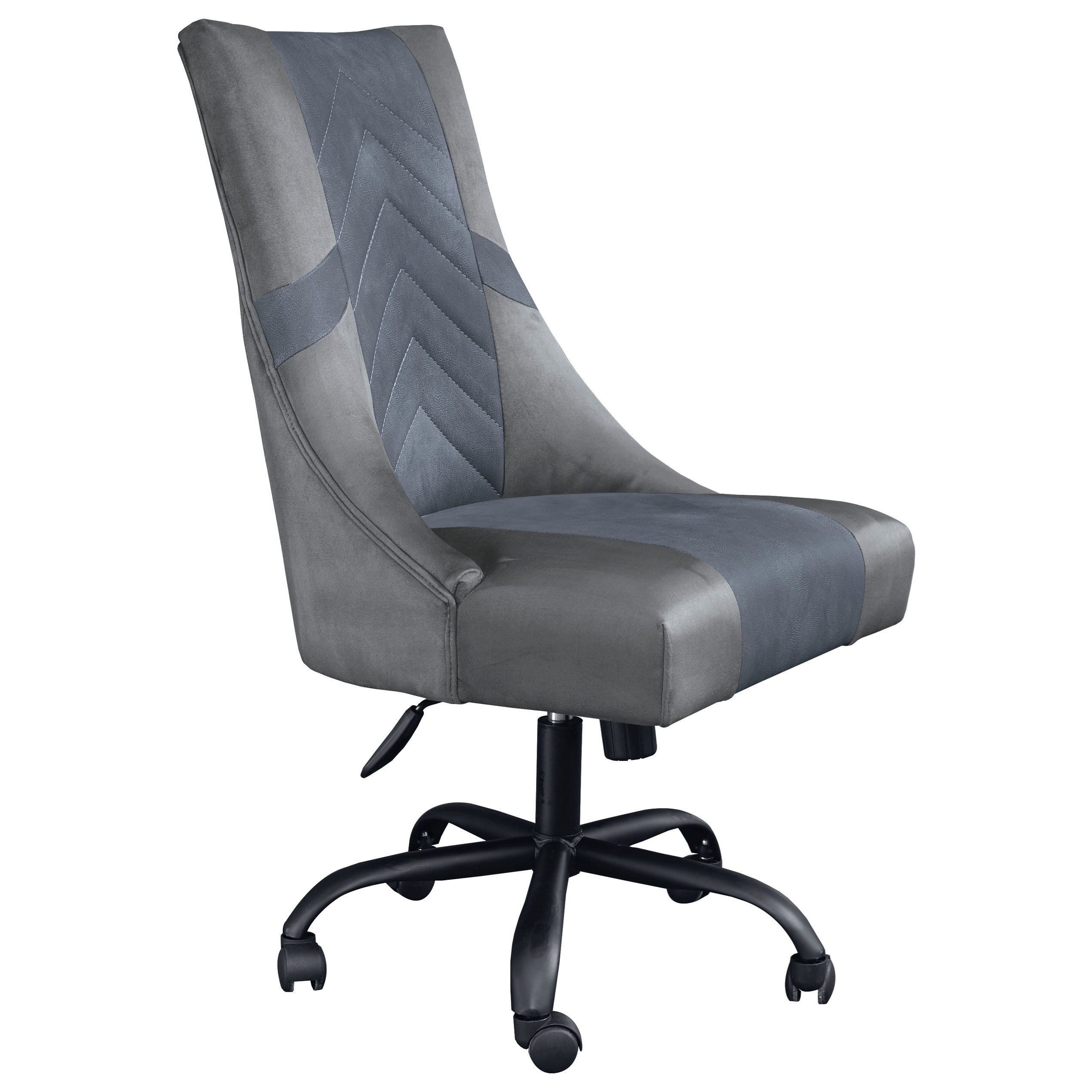 Barolli Swivel Gaming Chair by Signature Design by Ashley at Houston's Yuma Furniture