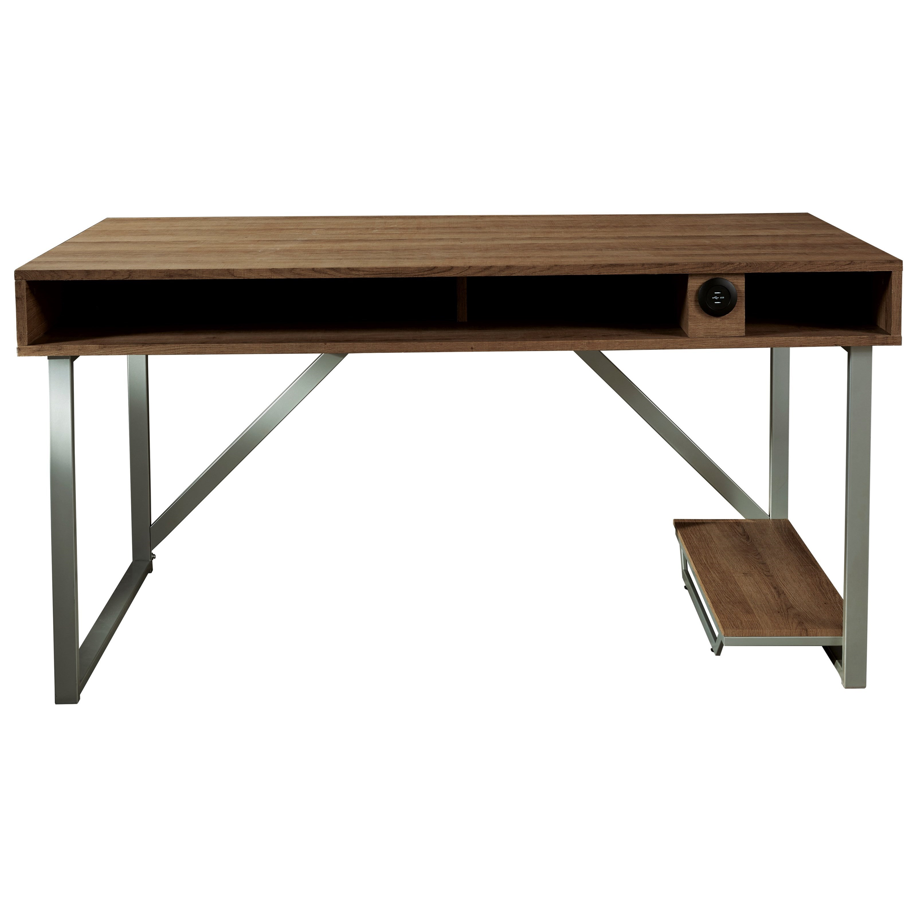 Barolli Gaming Desk by Signature Design by Ashley at Rife's Home Furniture
