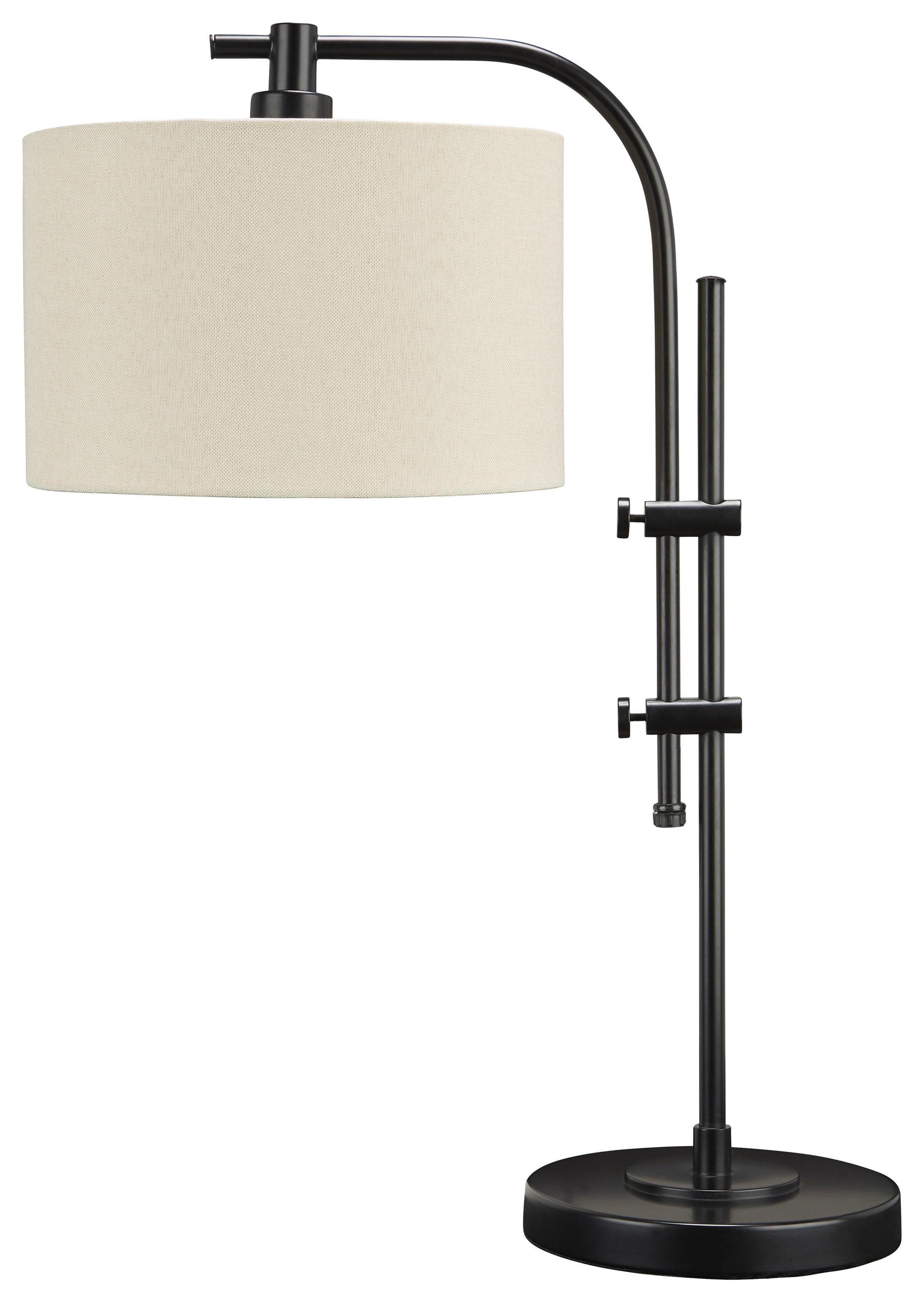 Baronvale Desk Lamp by Signature Design by Ashley at Sam Levitz Furniture