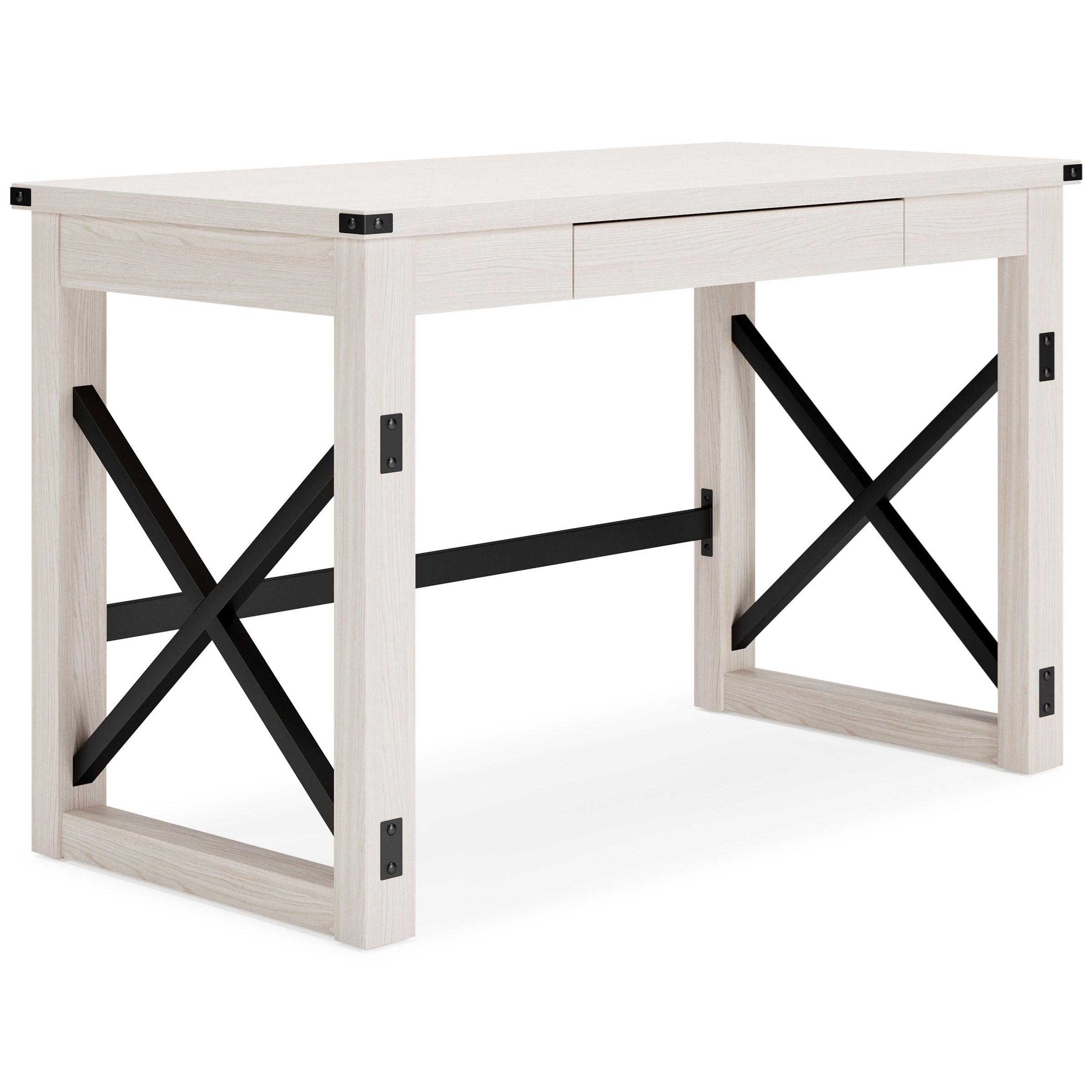 "Bayflynn 48"" Home Office Desk by Signature Design by Ashley at Furniture Barn"