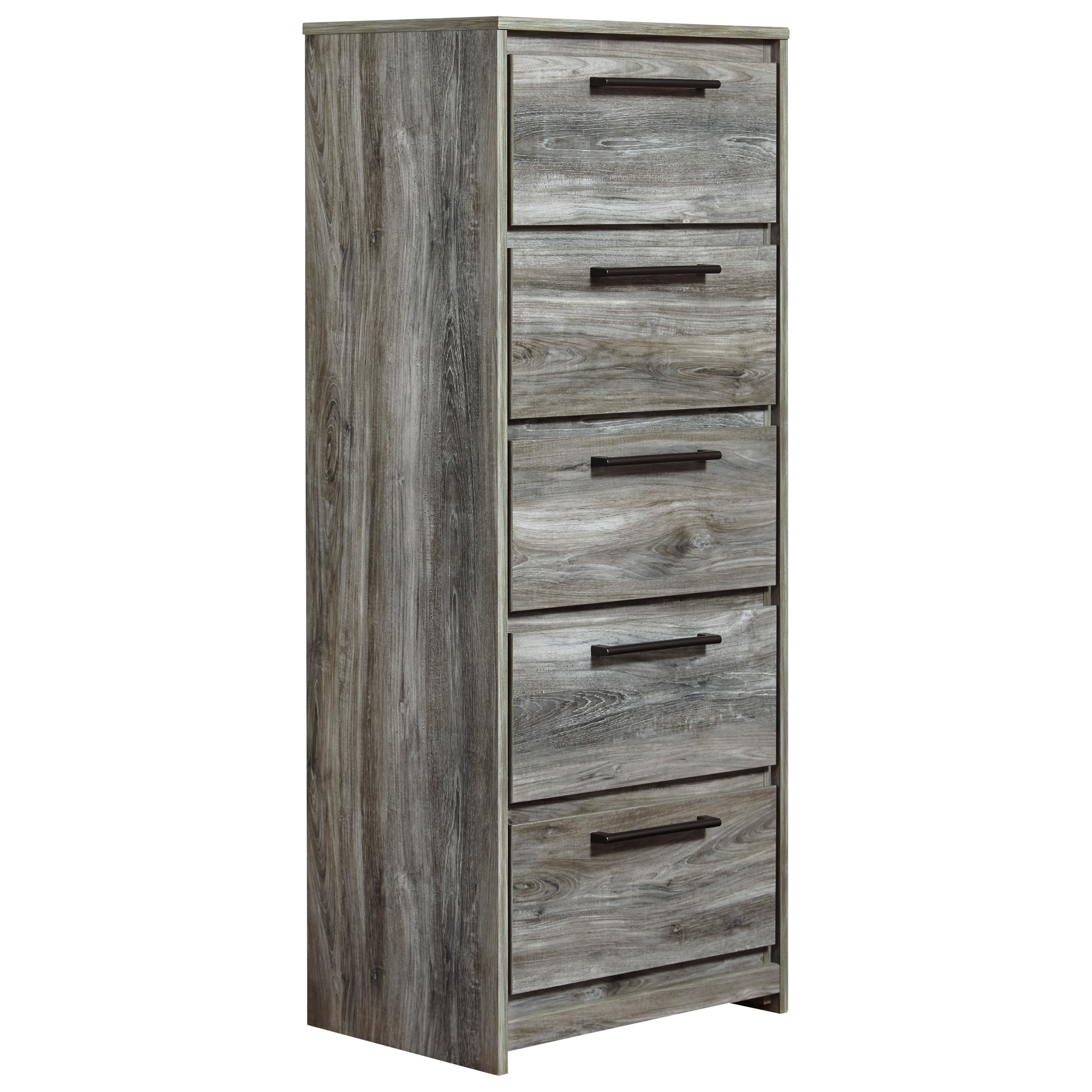 Baystorm Narrow Chest by Signature Design by Ashley at Household Furniture