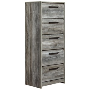 Narrow 5-Drawer Chest