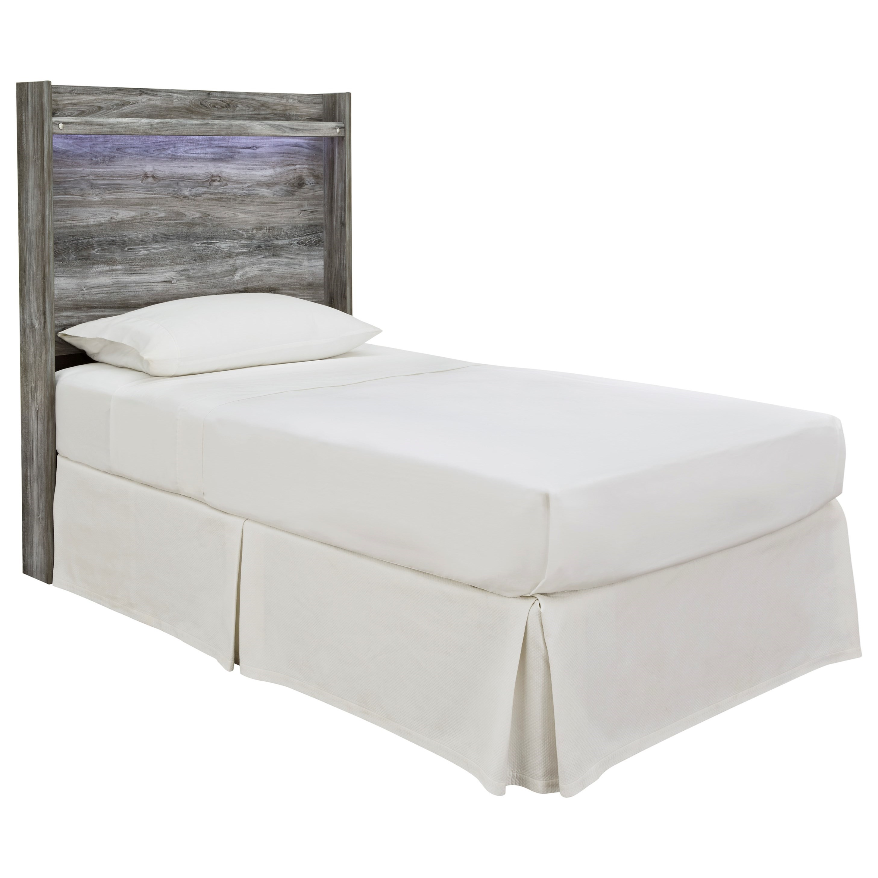 Baystorm Twin Panel Headboard by Signature Design by Ashley at Northeast Factory Direct