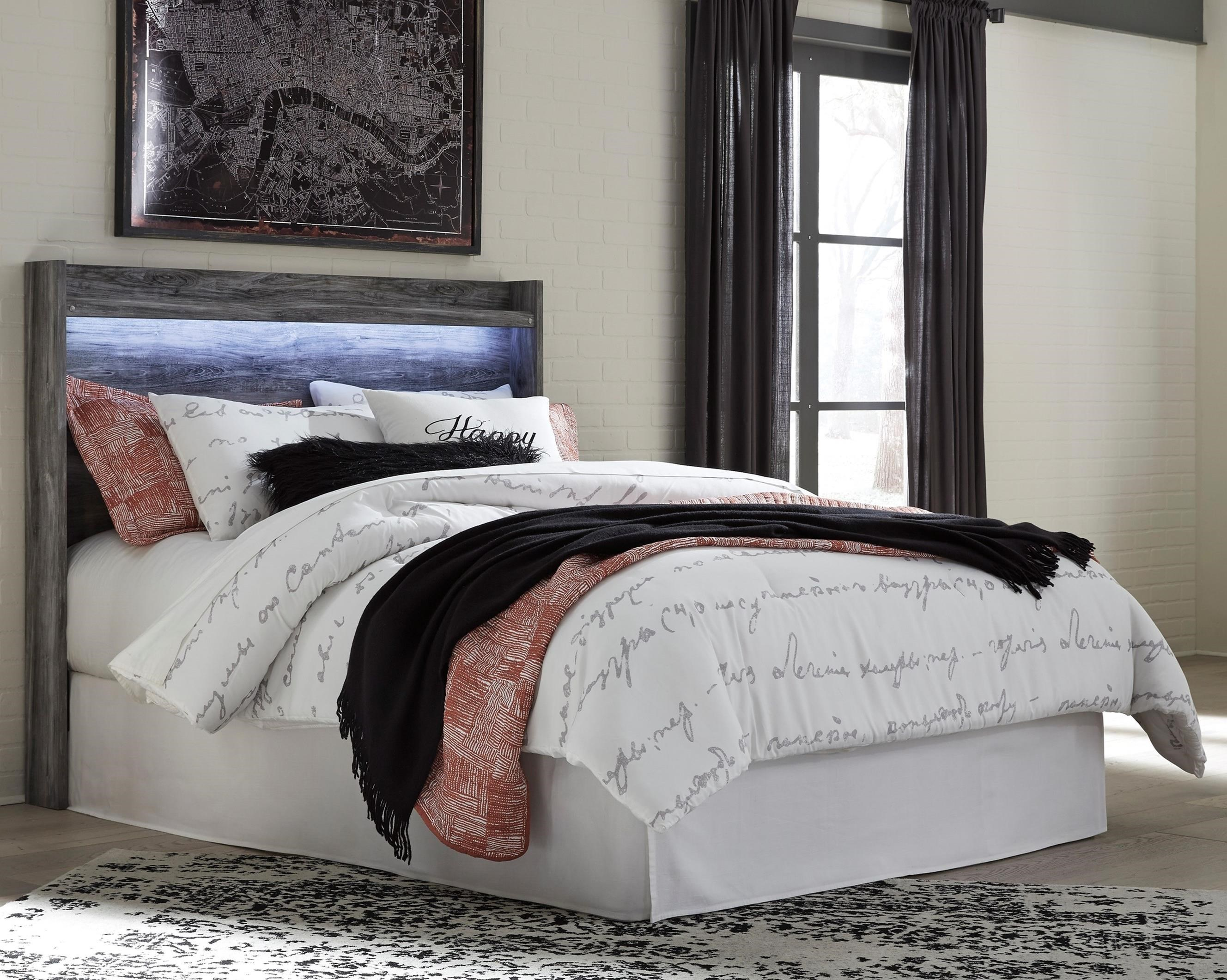 Baystorm Queen Panel Headboard by Signature Design by Ashley at Rife's Home Furniture