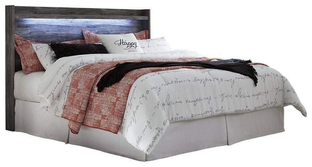 Baystorm King Headboard by Signature Design by Ashley at HomeWorld Furniture