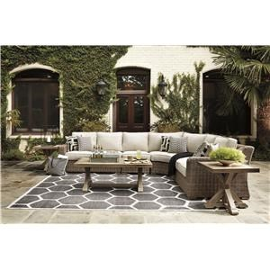 7 Piece Outdoor Conversation Set