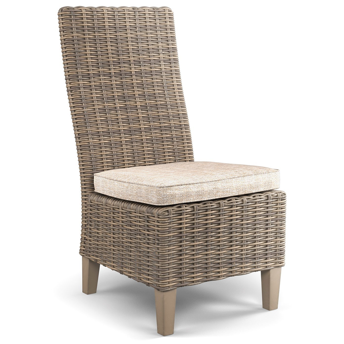Beachcroft Set of 2 Side Chairs with Cushion by Signature Design by Ashley at Lapeer Furniture & Mattress Center
