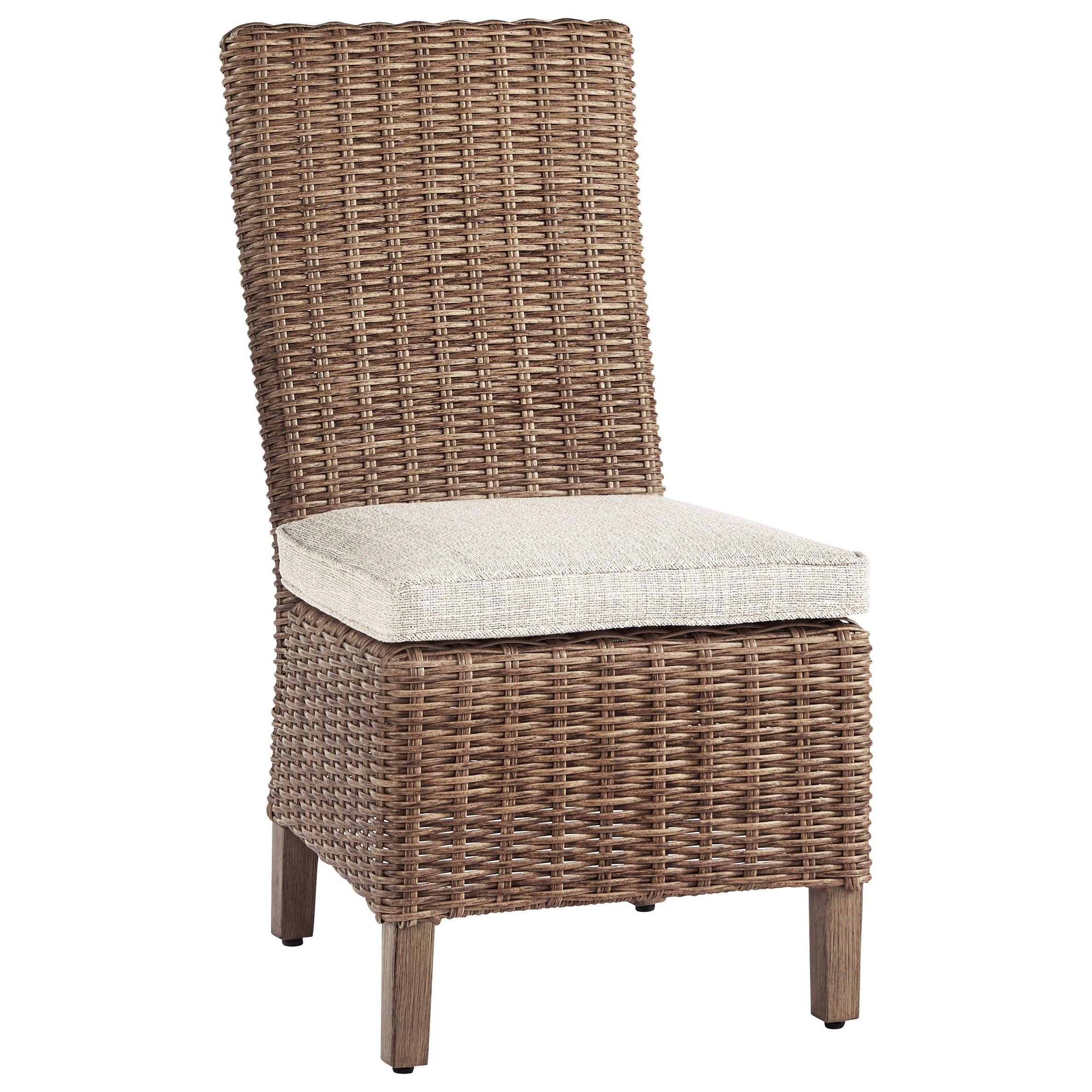 Beachcroft Side Chair with Cushion by Signature Design by Ashley at Household Furniture