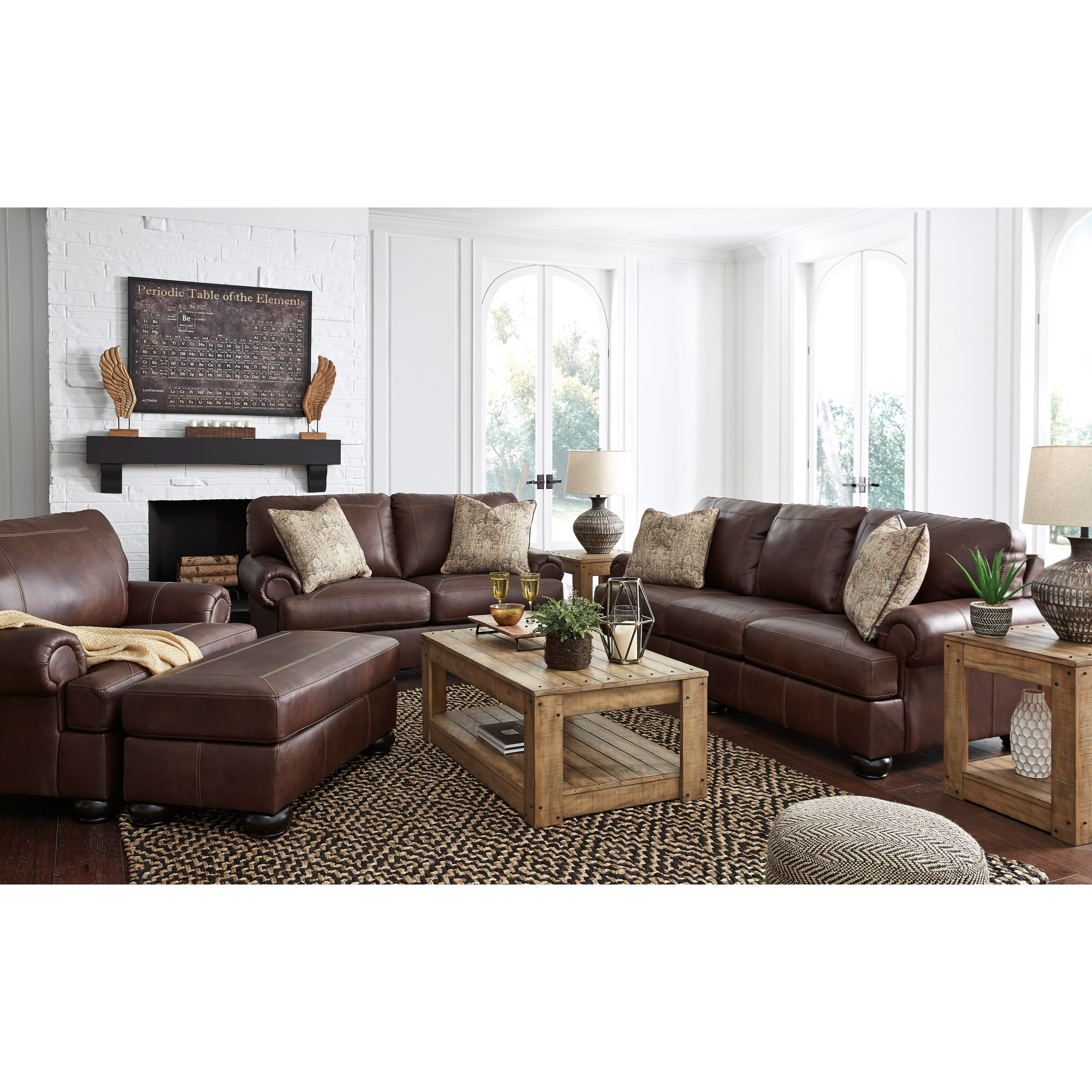 Bearmerton Living Room Group by Signature Design by Ashley at Household Furniture