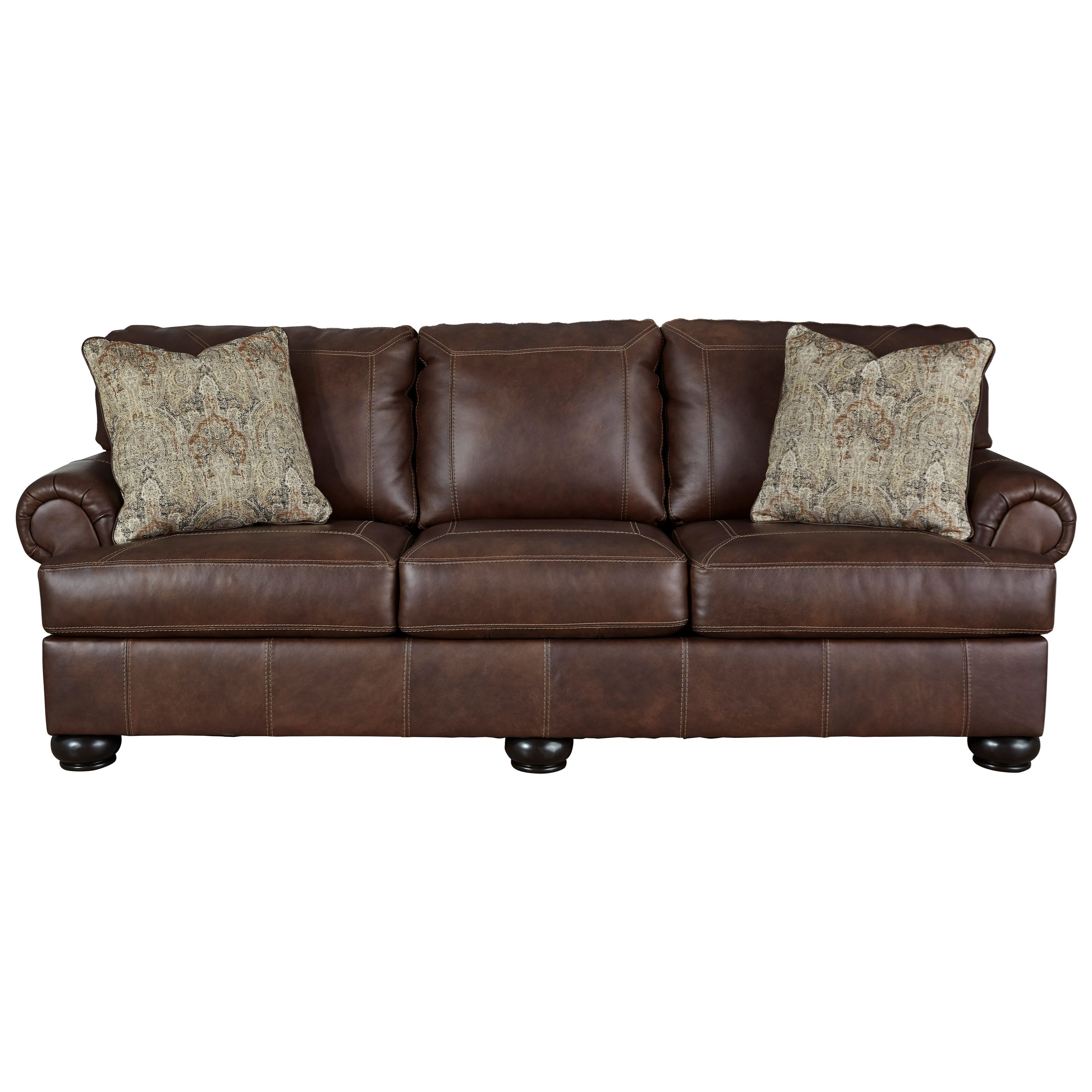 Bearmerton Sofa by Signature at Walker's Furniture