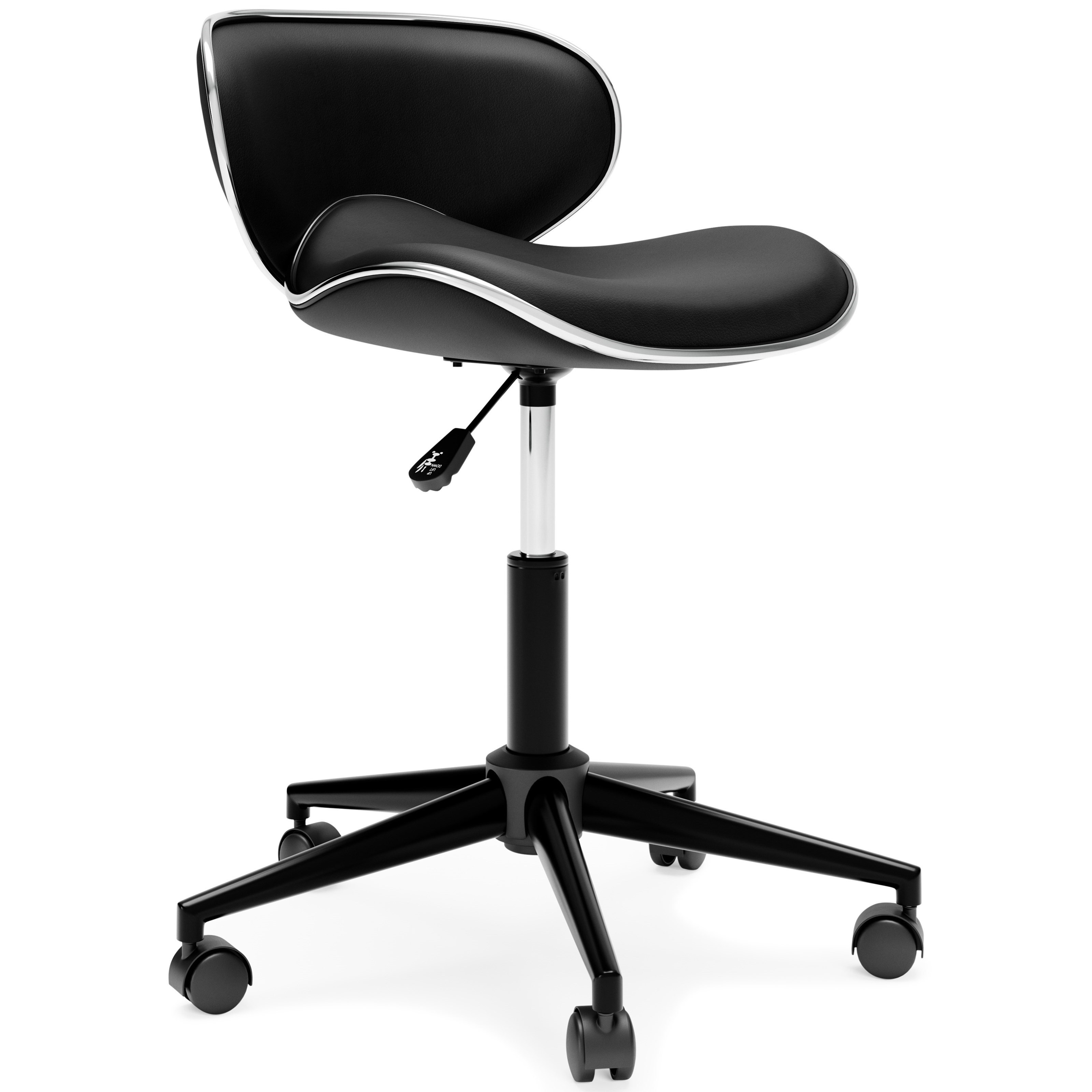 Beauenali Home Office Desk Chair by Signature Design by Ashley at Lapeer Furniture & Mattress Center