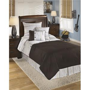 Twin Stickly Multi Top of Bed Set