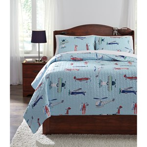 Signature Design by Ashley Bedding Sets Full McAllen Quilt Set