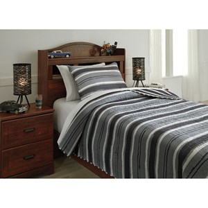 Full Merlin Coverlet Set