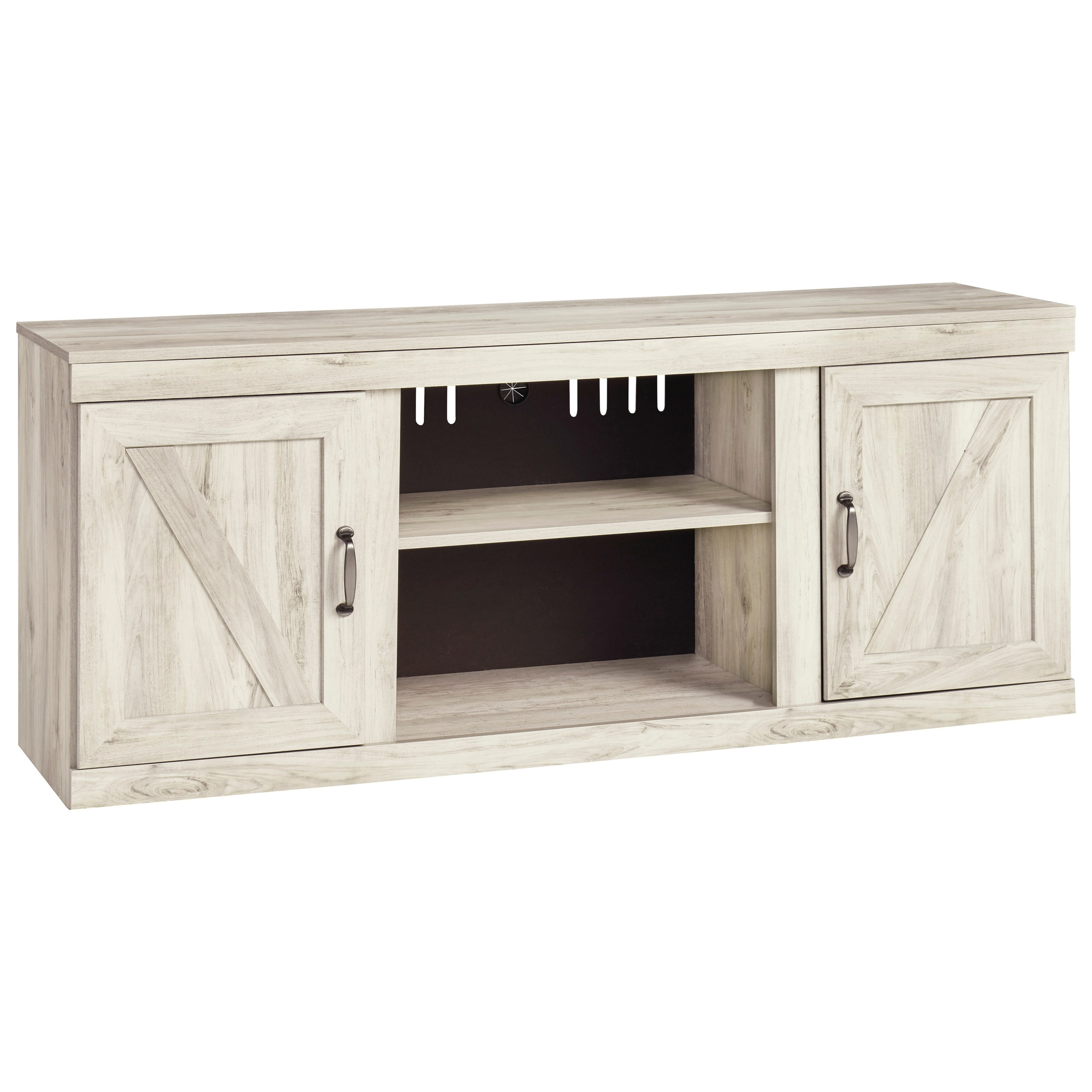 Bellaby TV Stand by Signature Design by Ashley at Zak's Warehouse Clearance Center