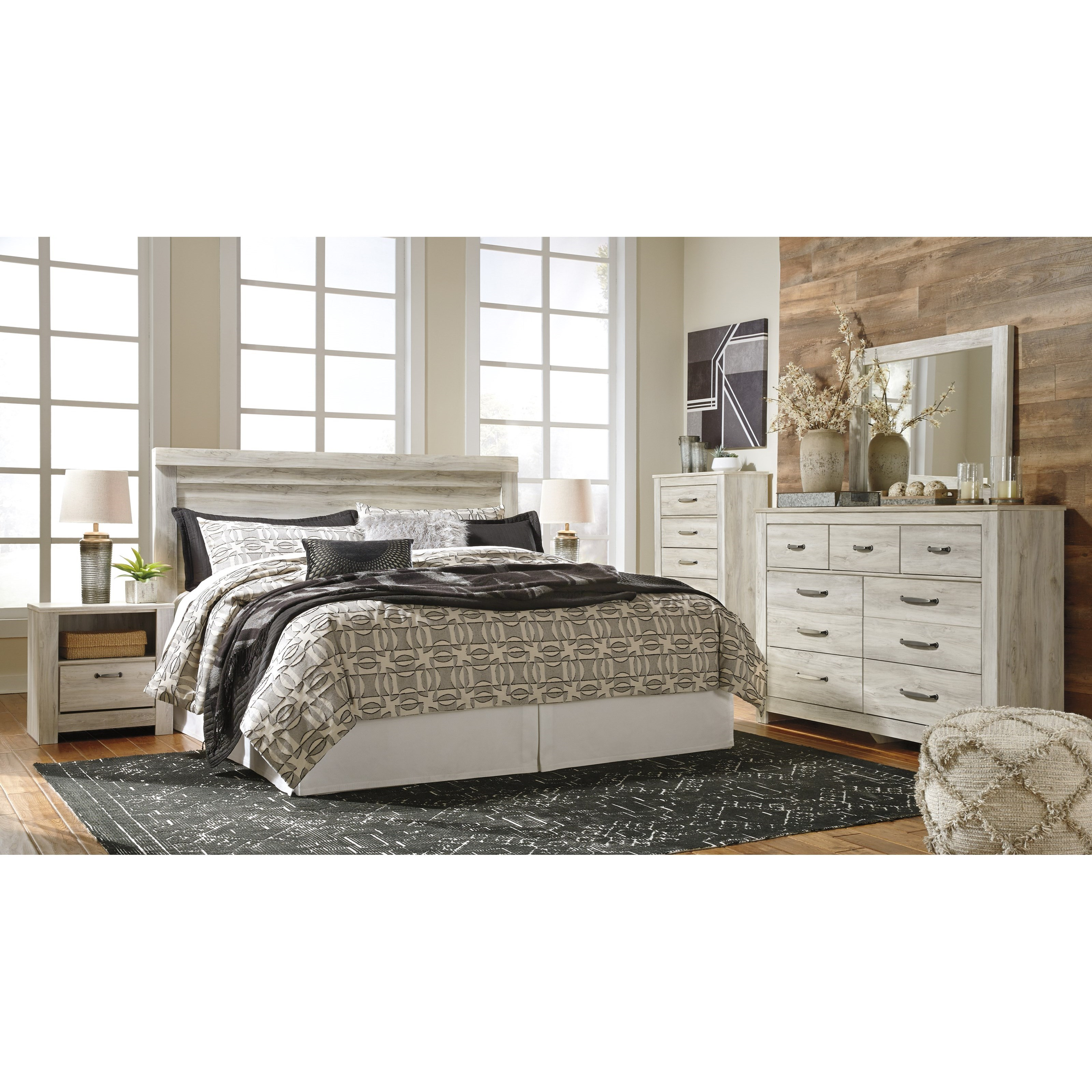 Bellaby King Bedroom Group by Signature Design by Ashley at Rife's Home Furniture