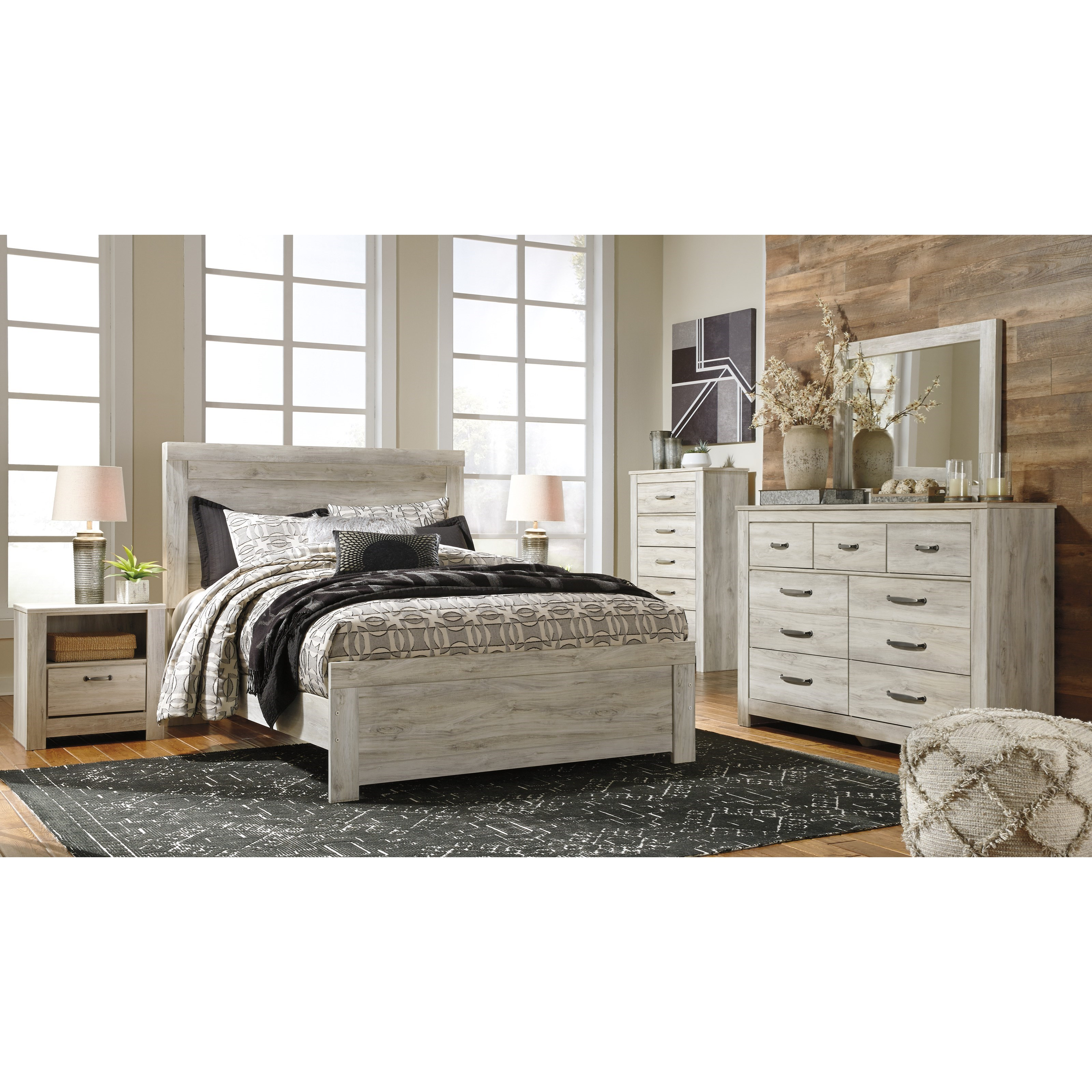 Bellaby Queen Bedroom Group by Signature Design by Ashley at Sparks HomeStore