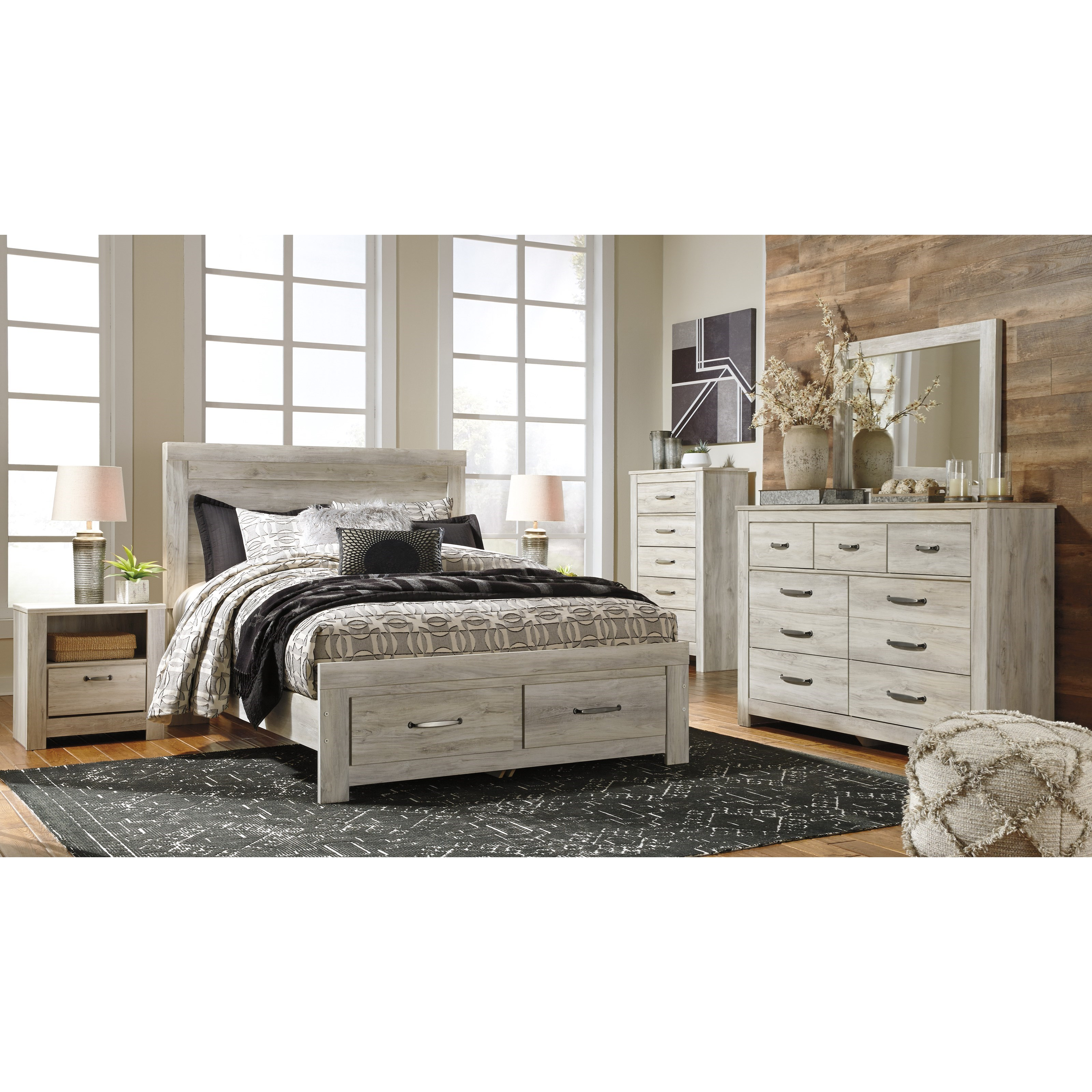 Bellaby Queen Bedroom Group by Ashley (Signature Design) at Johnny Janosik