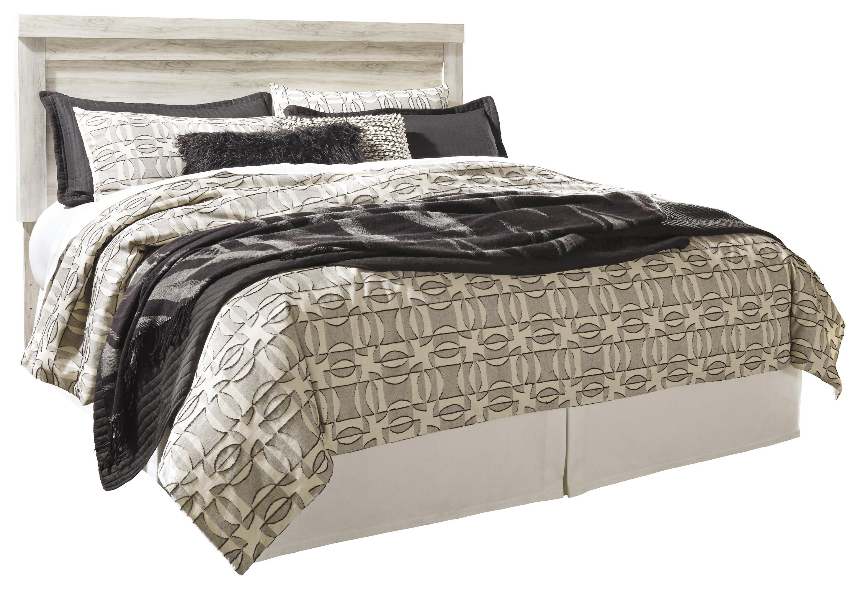 Bellaby King Headboard by Signature Design by Ashley at HomeWorld Furniture