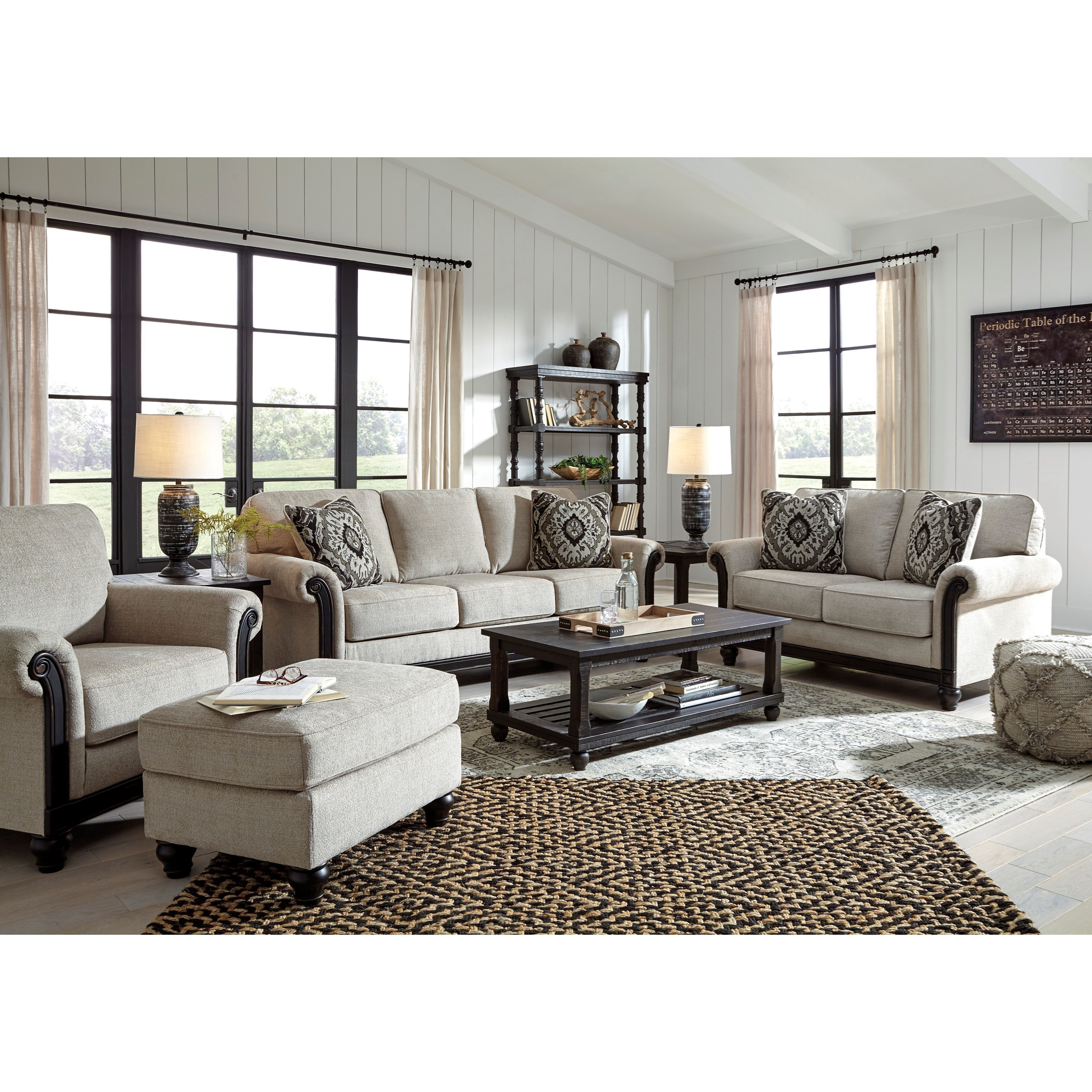 Benbrook Living Room Group by Ashley (Signature Design) at Johnny Janosik