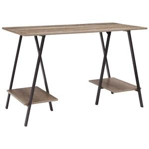 Industrial Home Office Desk