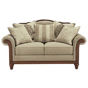 Signature Design by Ashley Berwyn View Loveseat