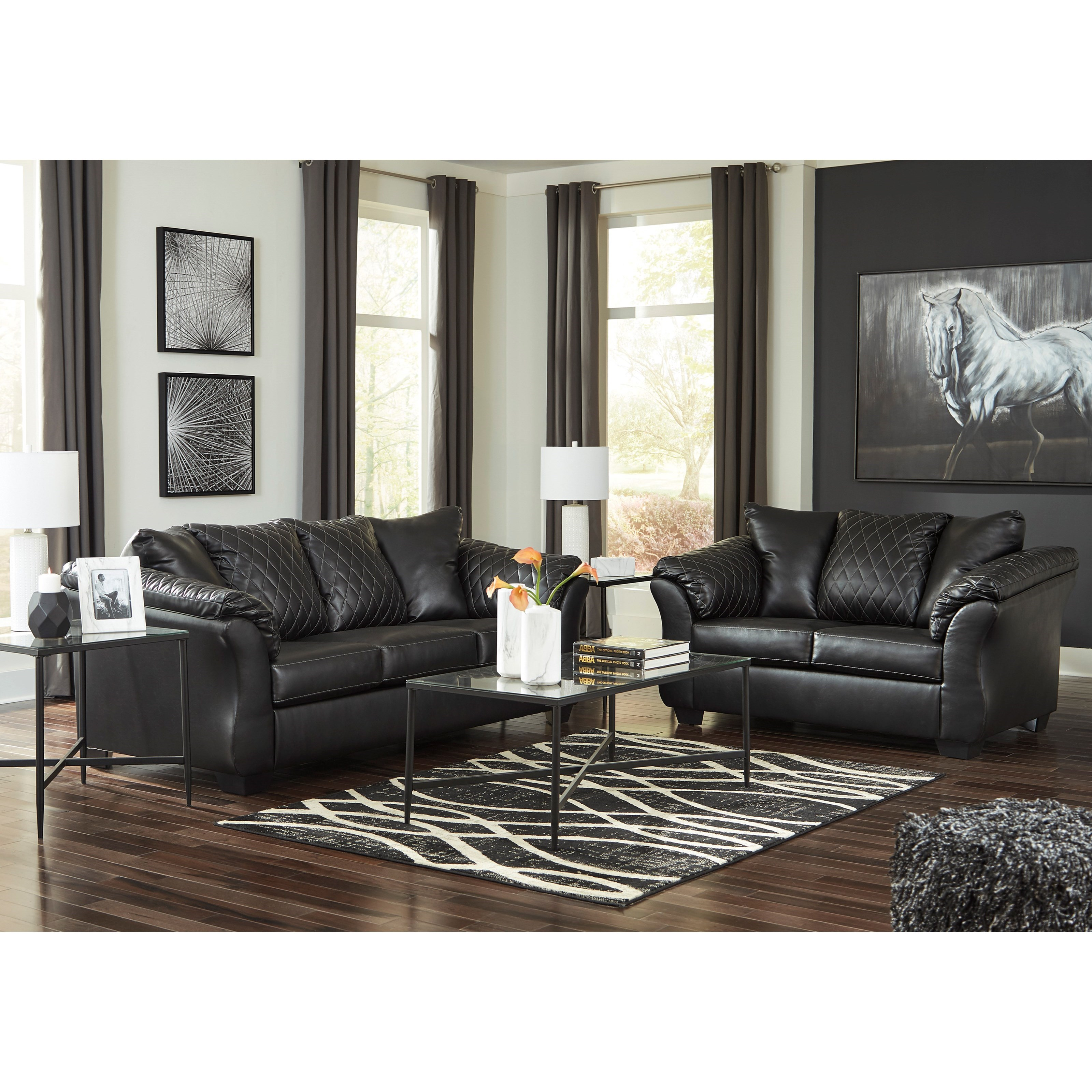 Betrillo Stationary Living Room Group by Signature Design by Ashley at Houston's Yuma Furniture
