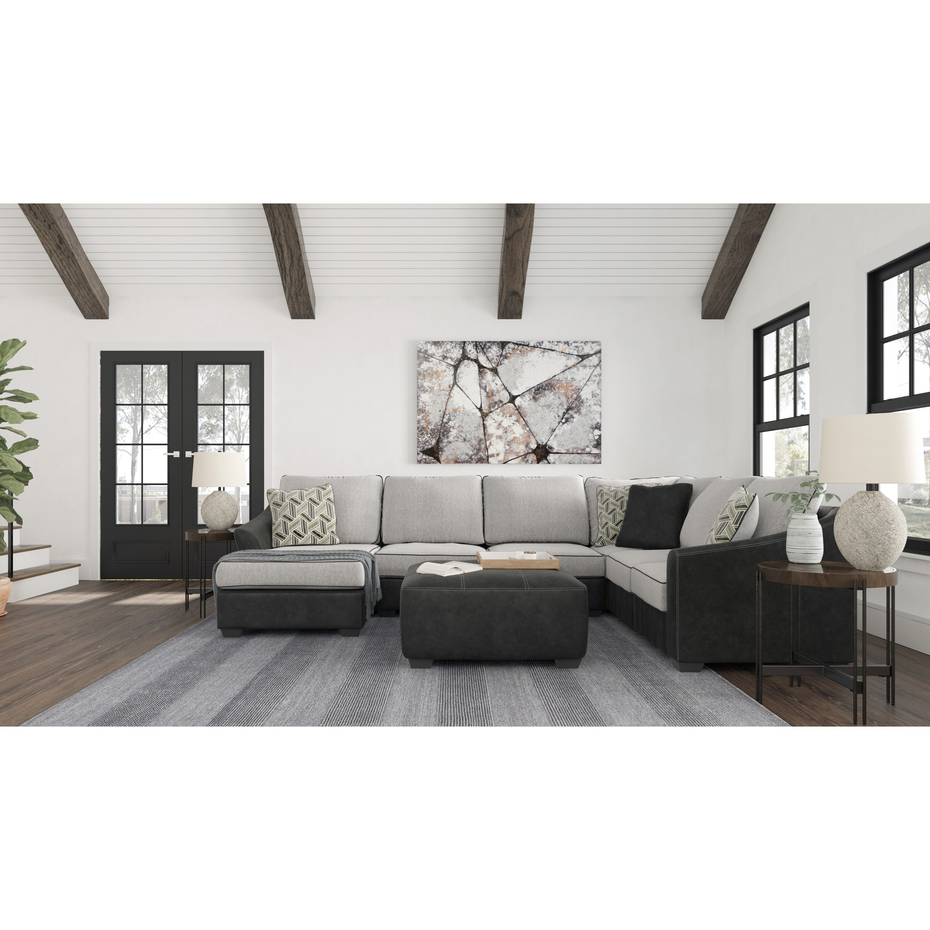 Bilgray Living Room Group by Ashley (Signature Design) at Johnny Janosik