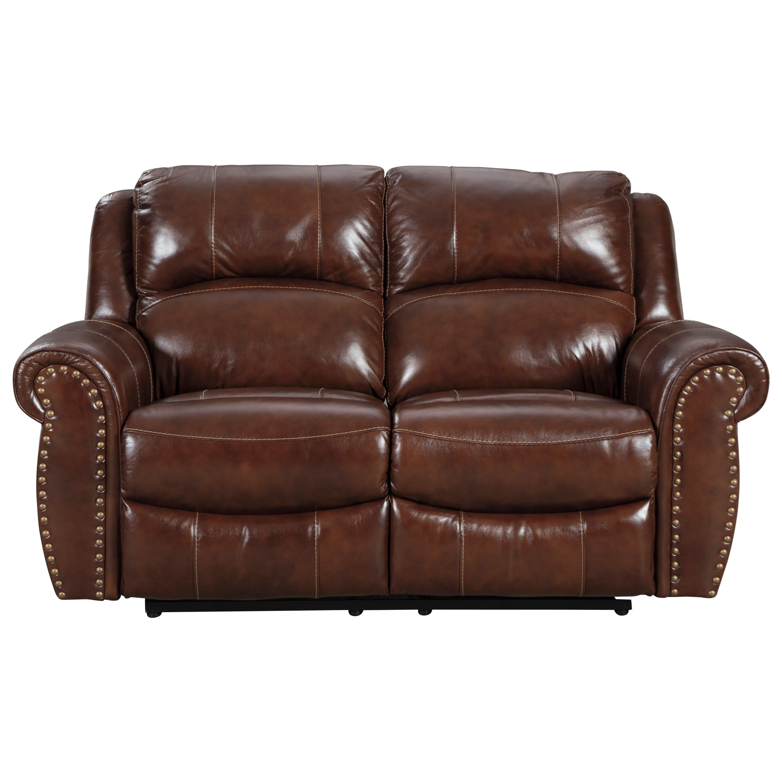 Bingen Reclining Loveseat by Signature Design by Ashley at Sparks HomeStore