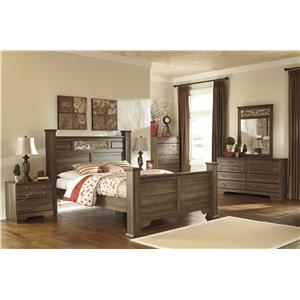 Signature Design by Ashley Allymore King Bedroom Group