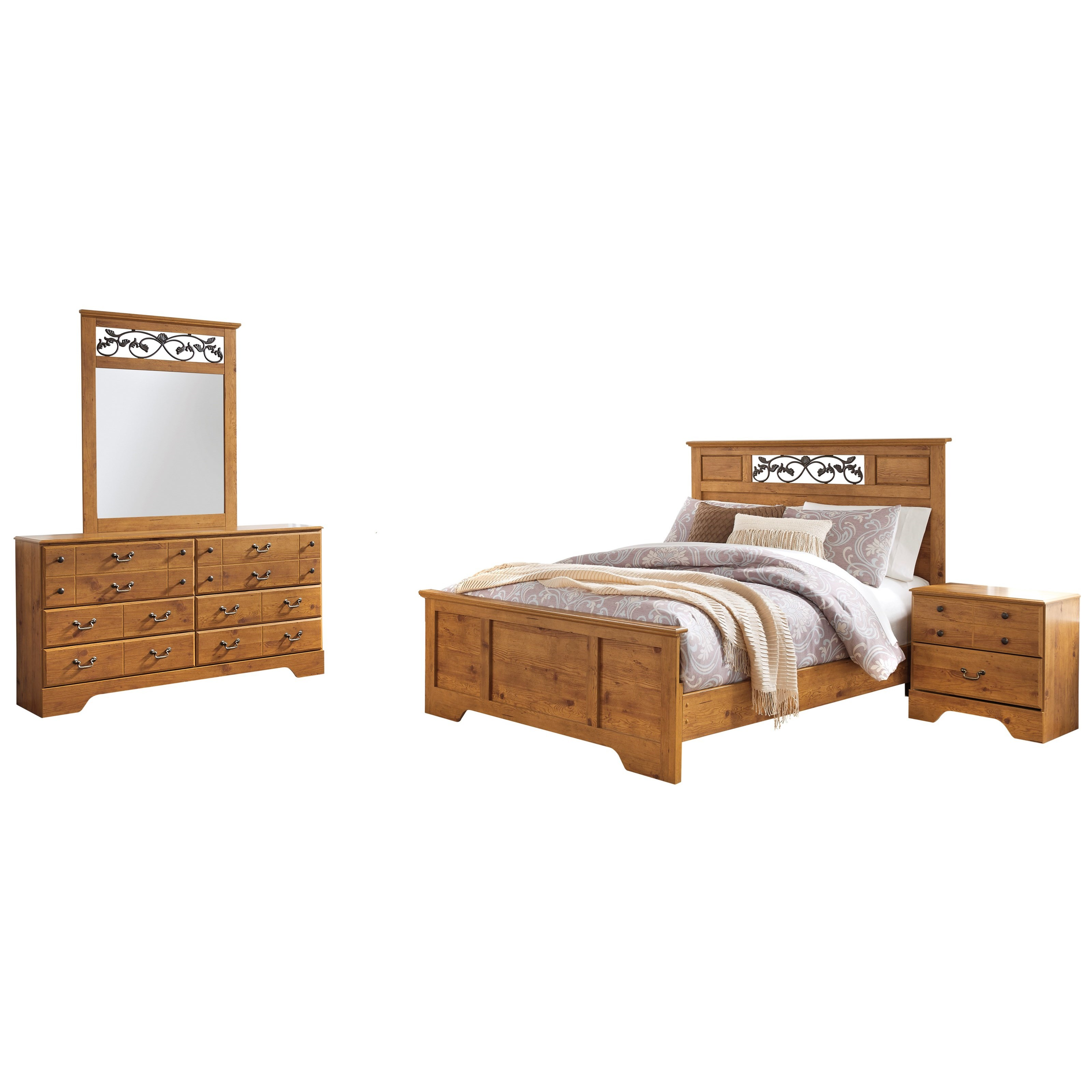 Bittersweet Queen Bedroom Group by Ashley (Signature Design) at Johnny Janosik