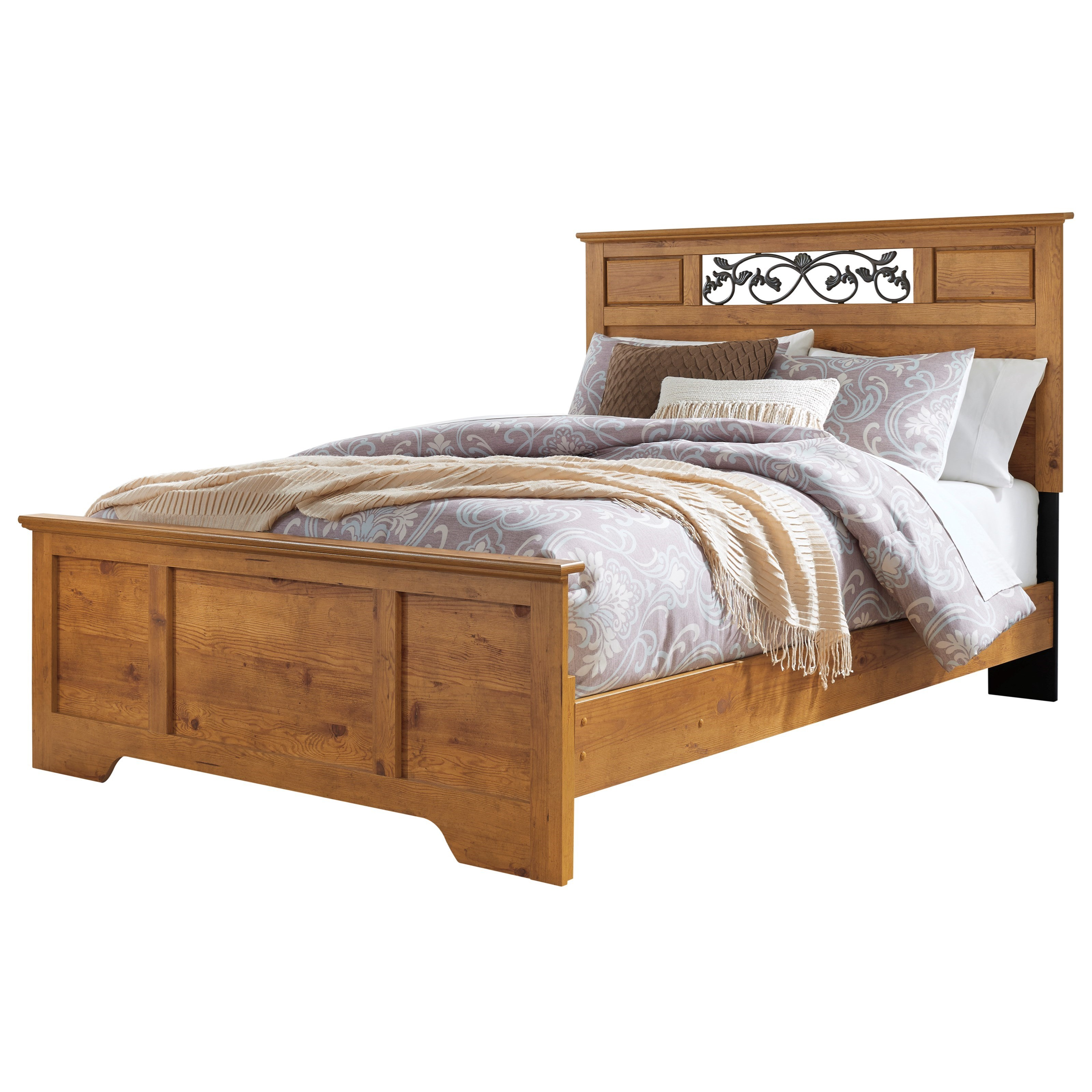 Bittersweet Queen Panel Bed by Ashley (Signature Design) at Johnny Janosik