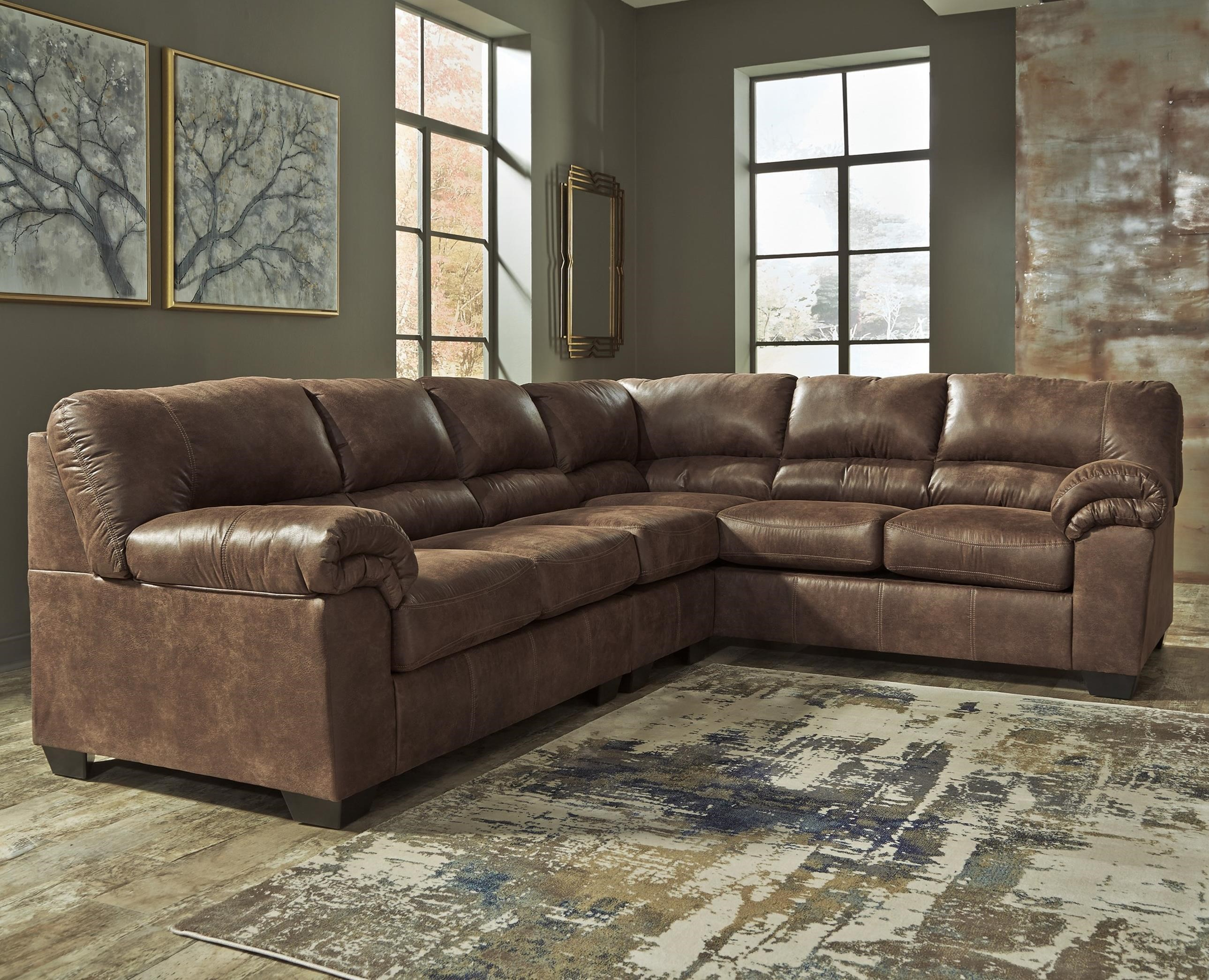 Bladen 3-Piece Sectional by Signature Design by Ashley at Sparks HomeStore
