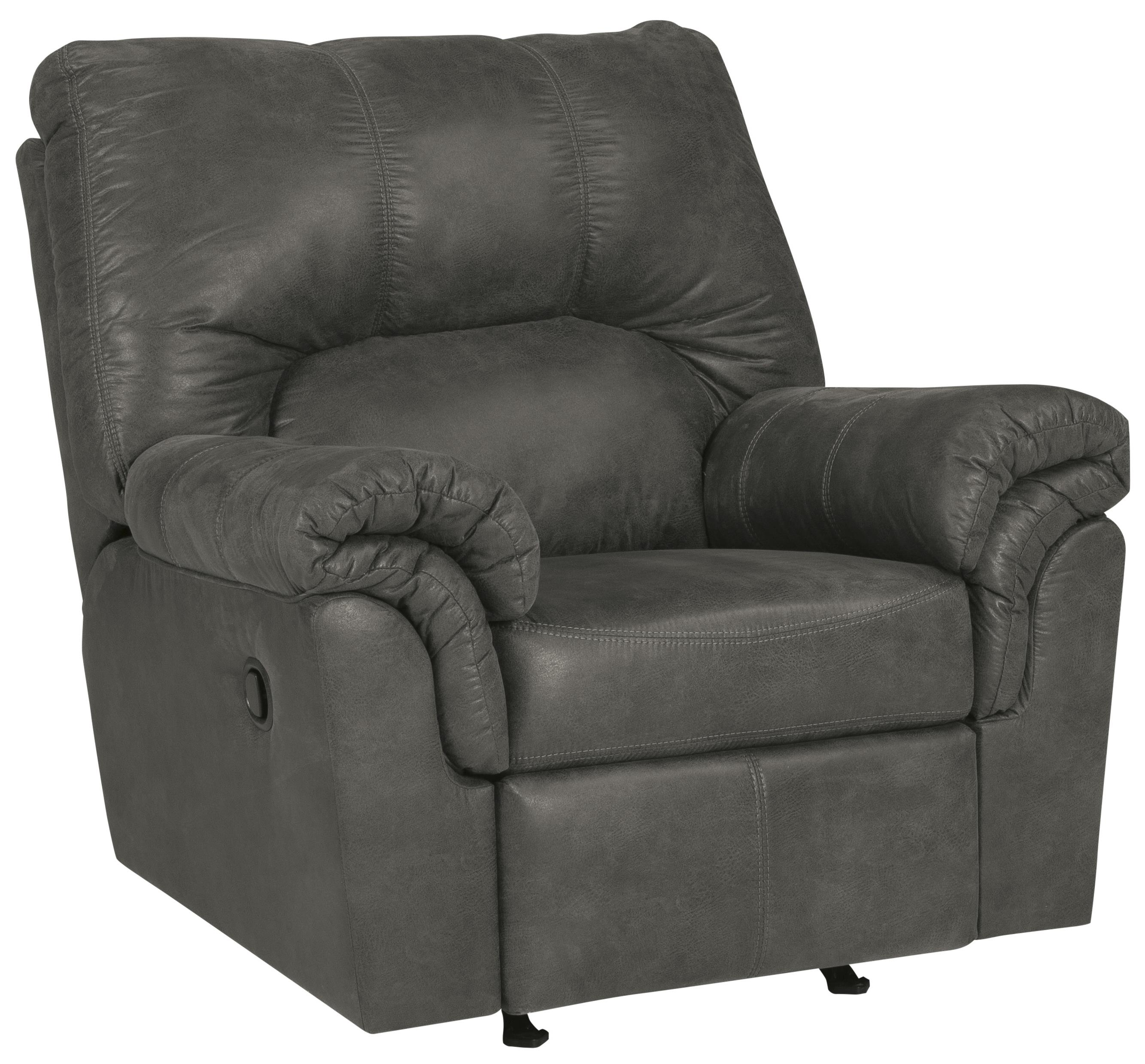Bladen Rocker Recliner by Signature Design by Ashley at Corner Furniture
