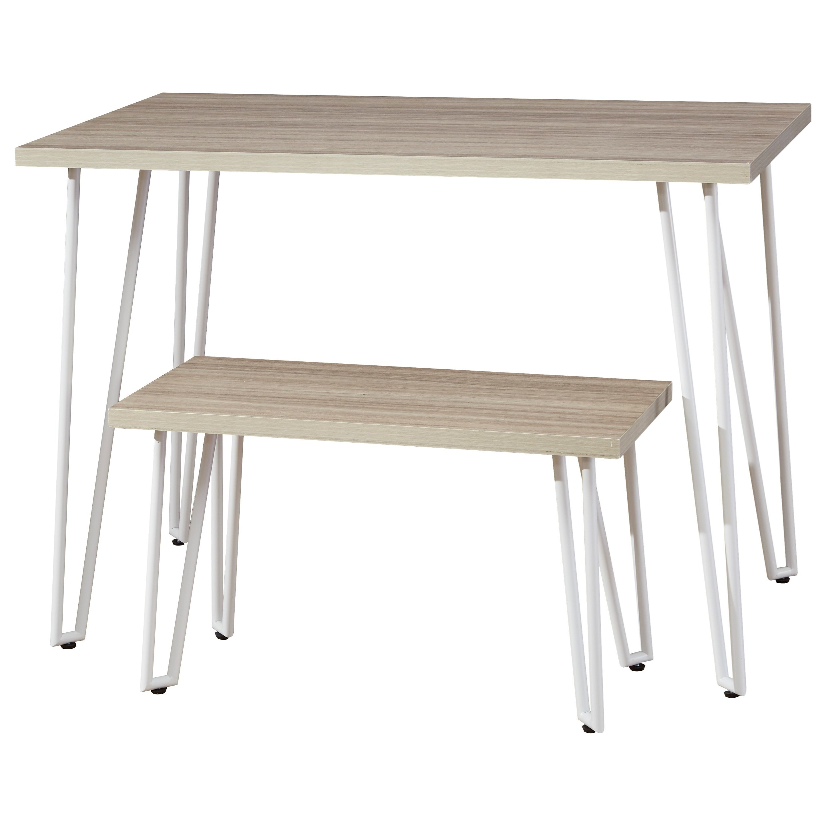 Blariden Desk w/ Bench by Ashley (Signature Design) at Johnny Janosik