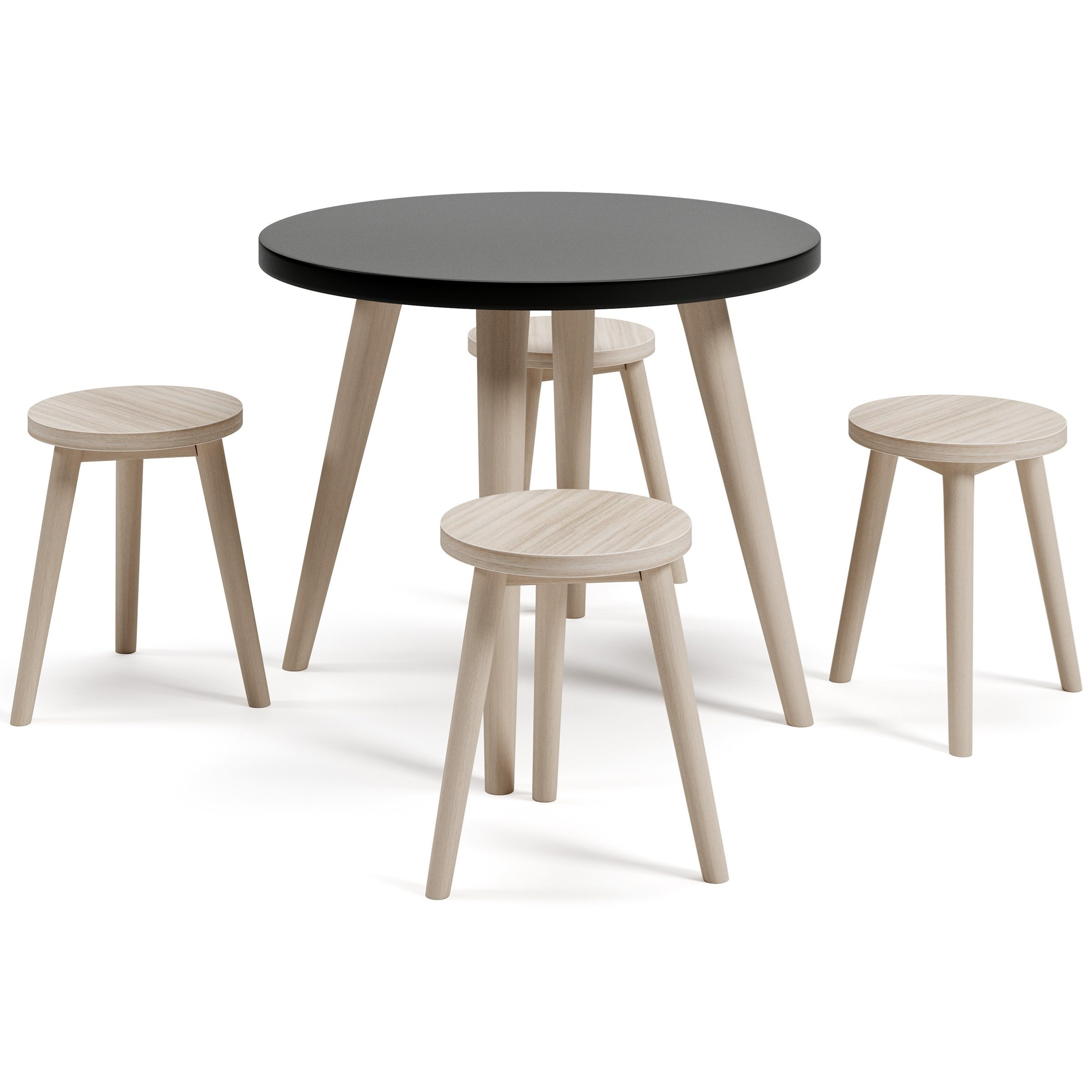 Blariden Kids Play Table Set by Signature Design by Ashley at Household Furniture