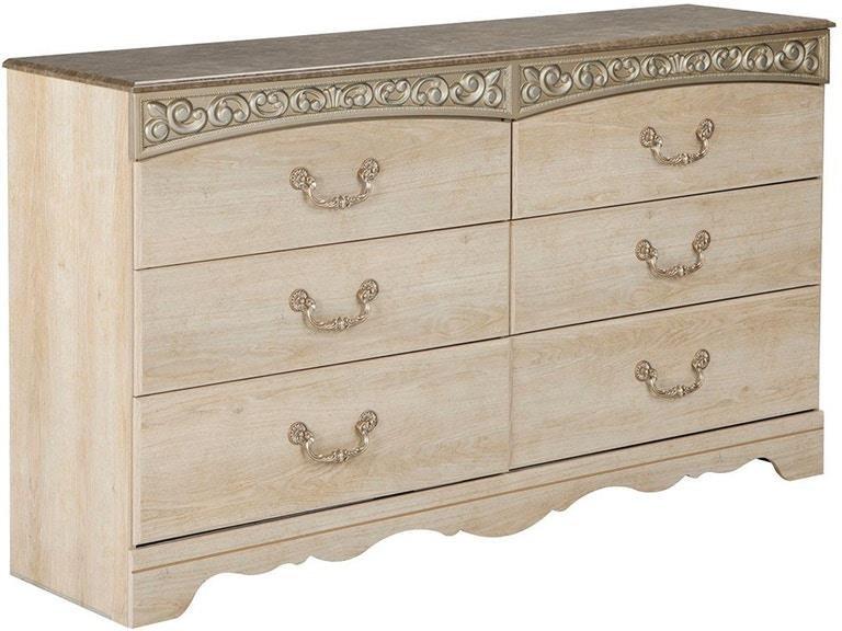 Blissfield Blissfield Dresser by Ashley at Morris Home