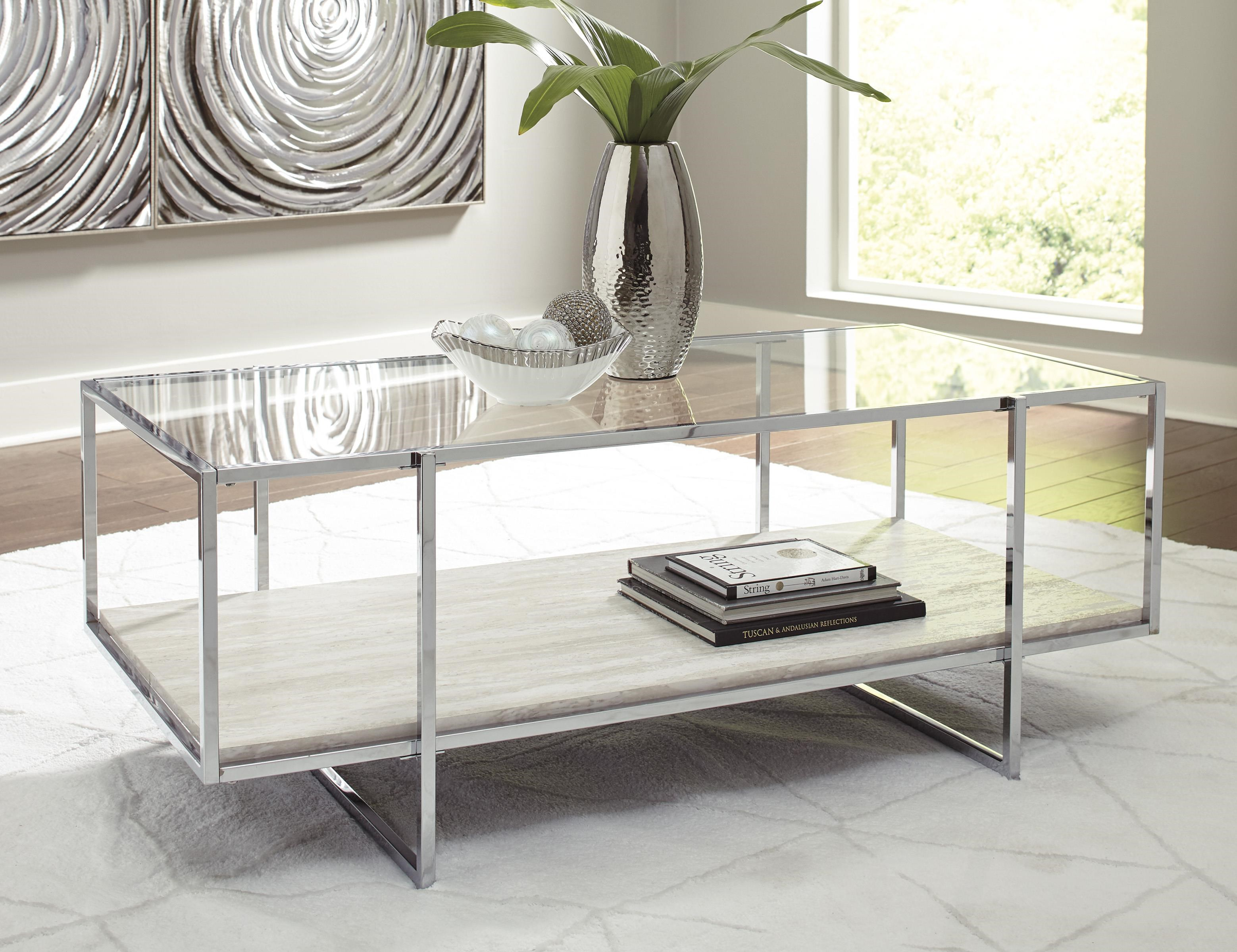 Bodalli 2 Piece Coffee Table Set by Signature Design by Ashley at Sam Levitz Furniture