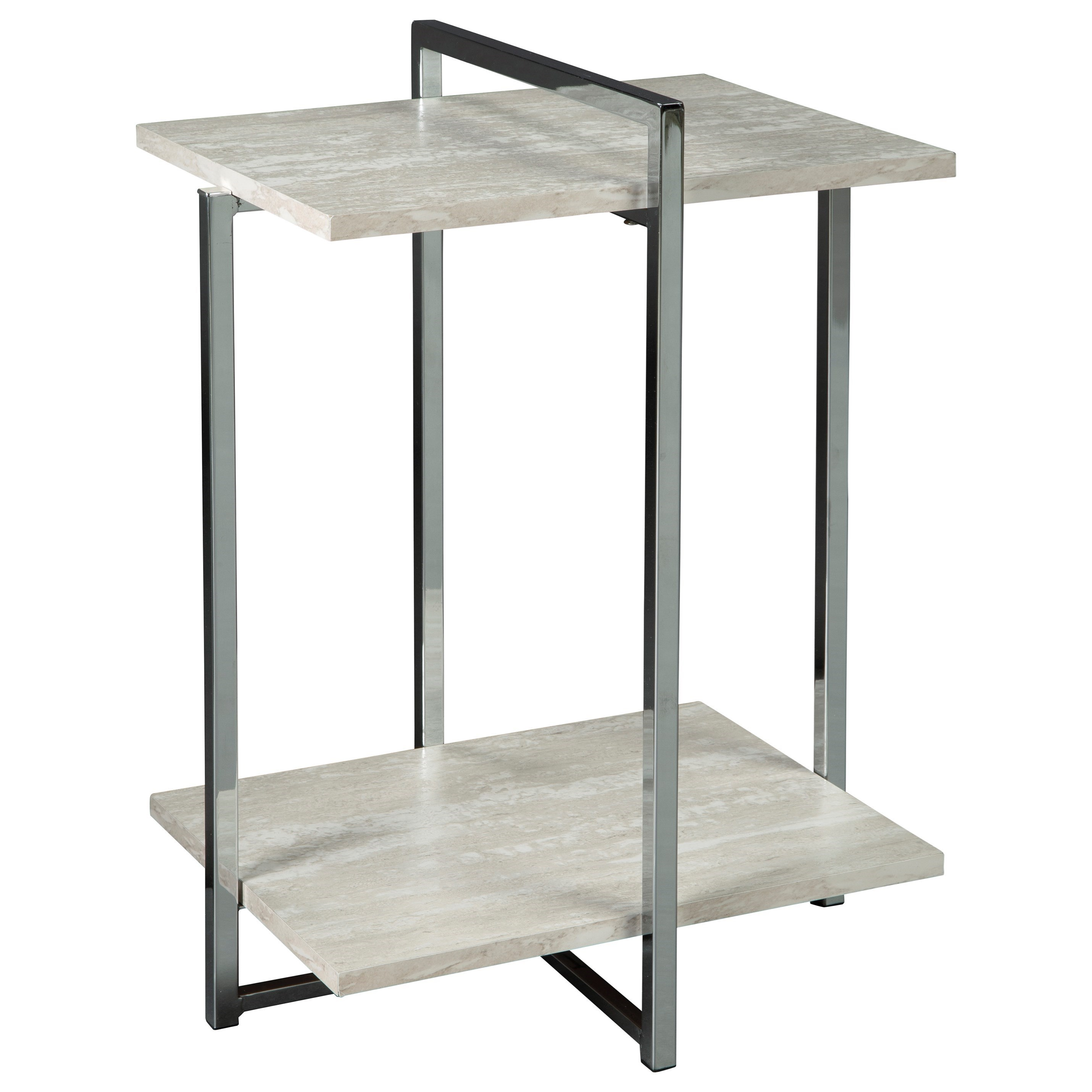 Bodalli Chairside End Table by Signature Design by Ashley at Northeast Factory Direct