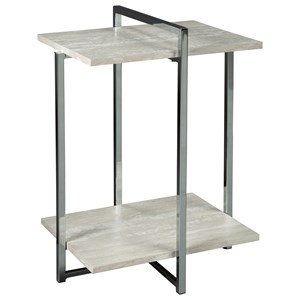 Modern Chairside End Table
