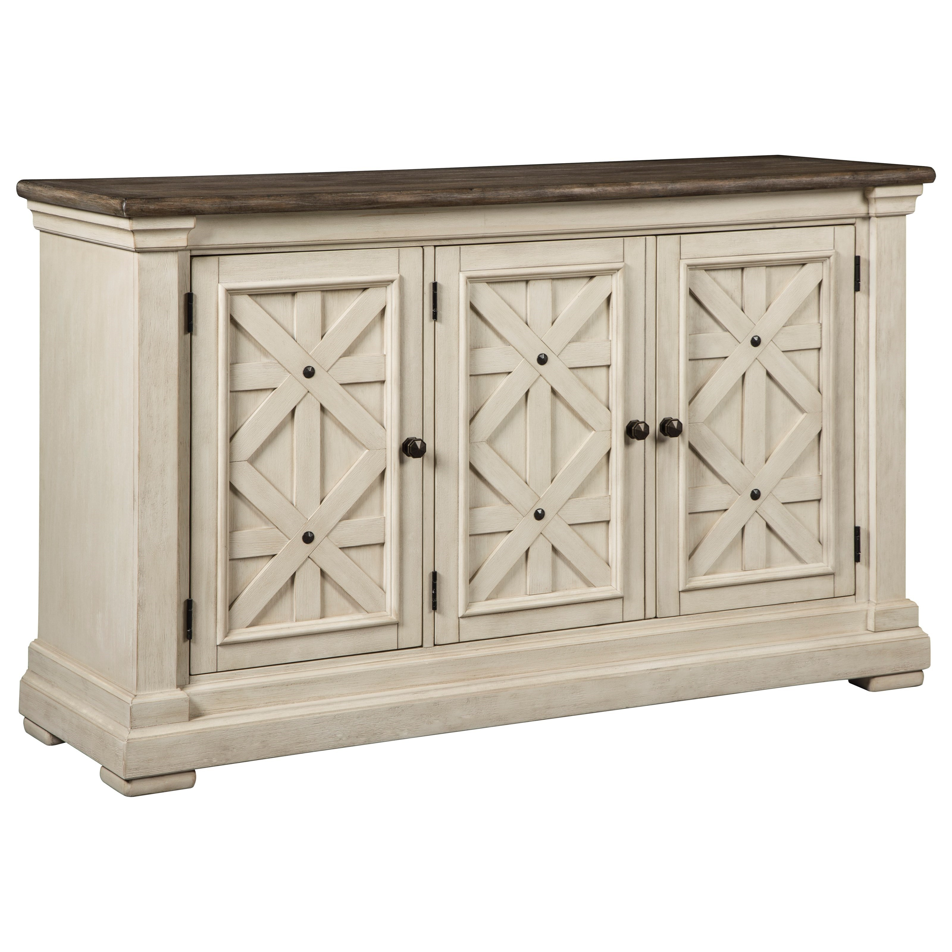 Bolanburg Dining Room Server by Ashley (Signature Design) at Johnny Janosik