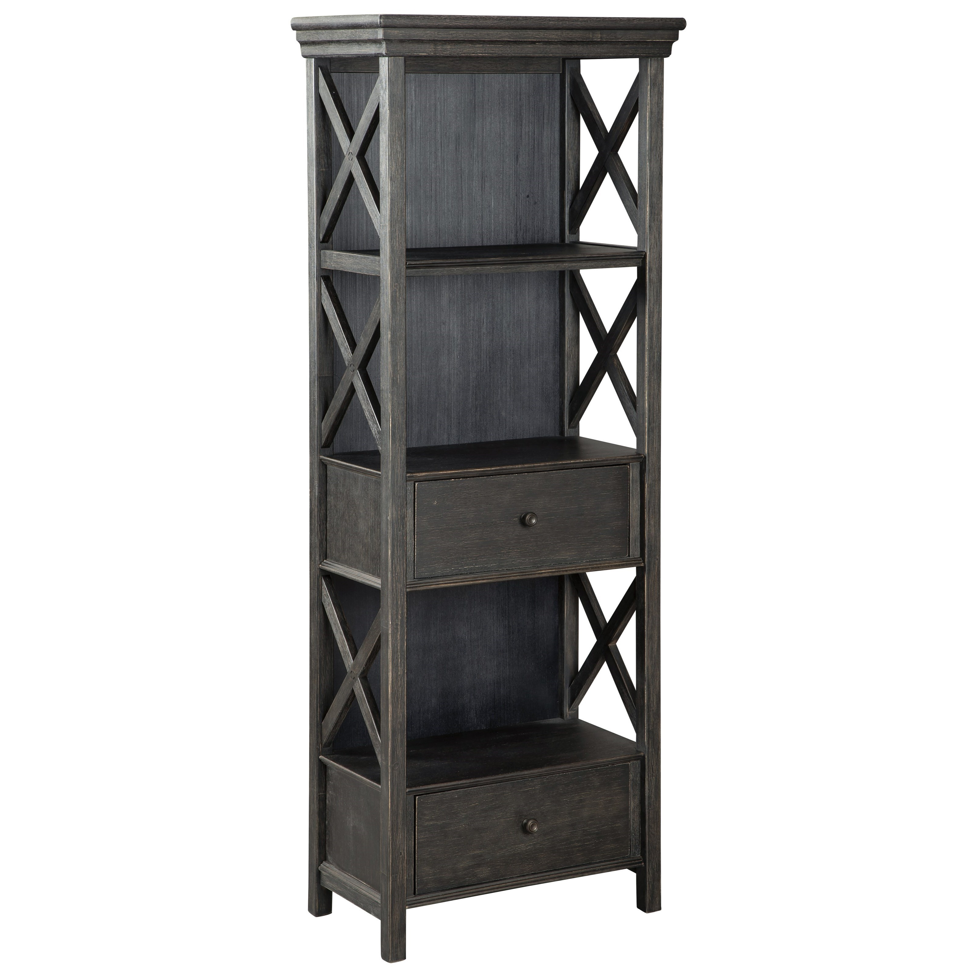 Tyler Creek Display Cabinet by Signature Design by Ashley at Northeast Factory Direct