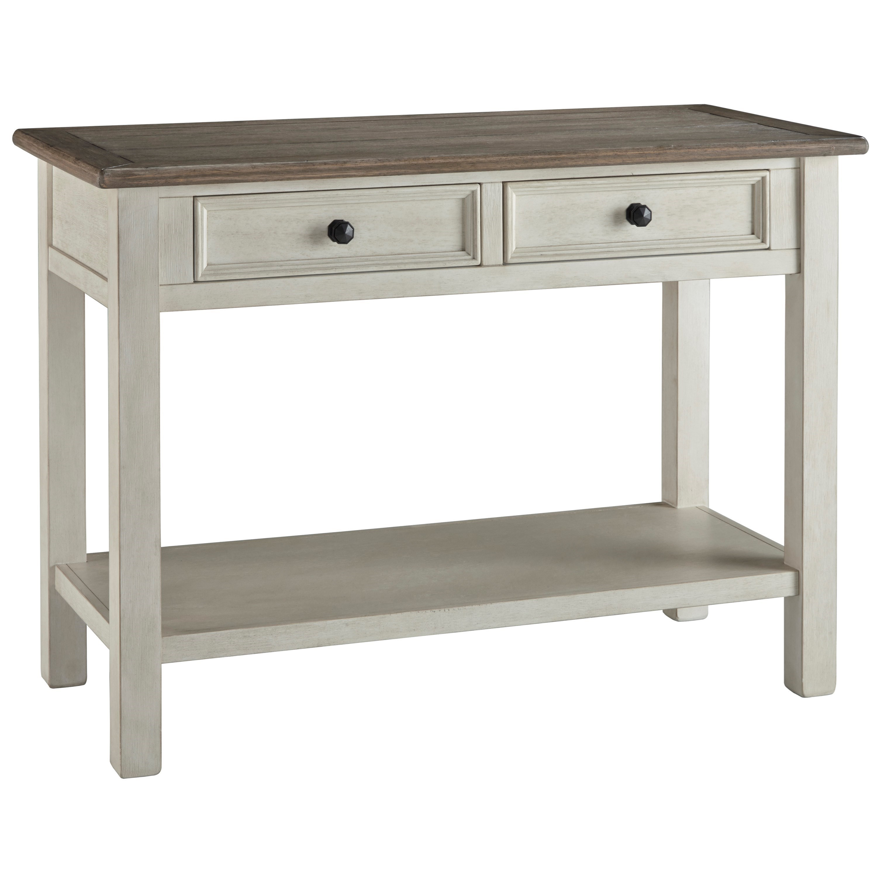 Bolanburg Sofa Table by Signature Design by Ashley at VanDrie Home Furnishings
